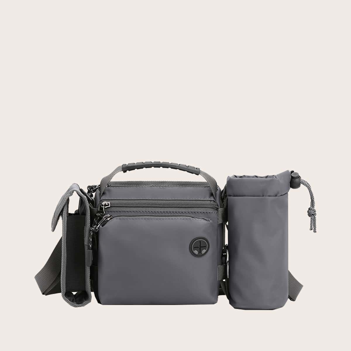 shein Crossbodytas voor heren