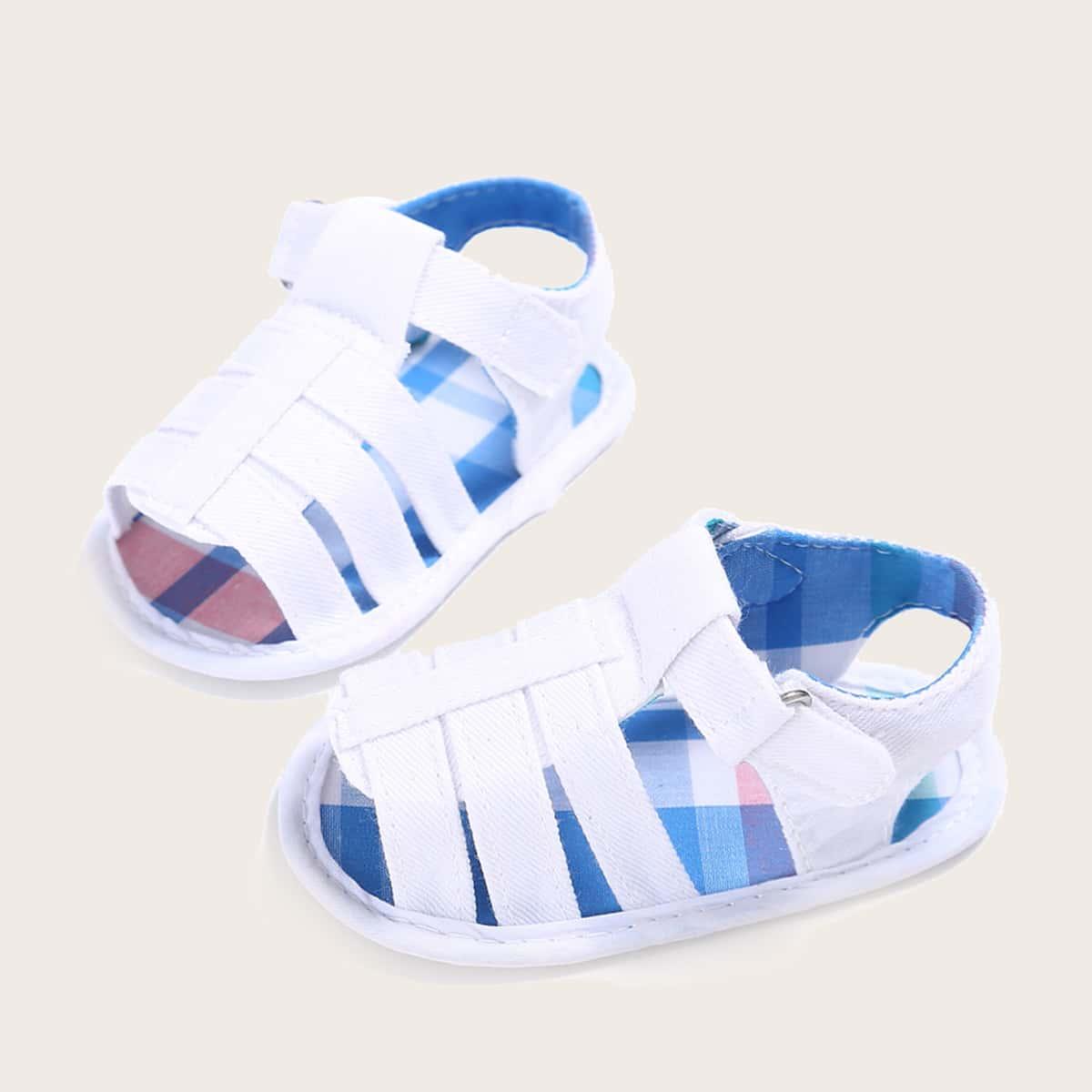 SHEIN Vlak Baby sandaaltjes