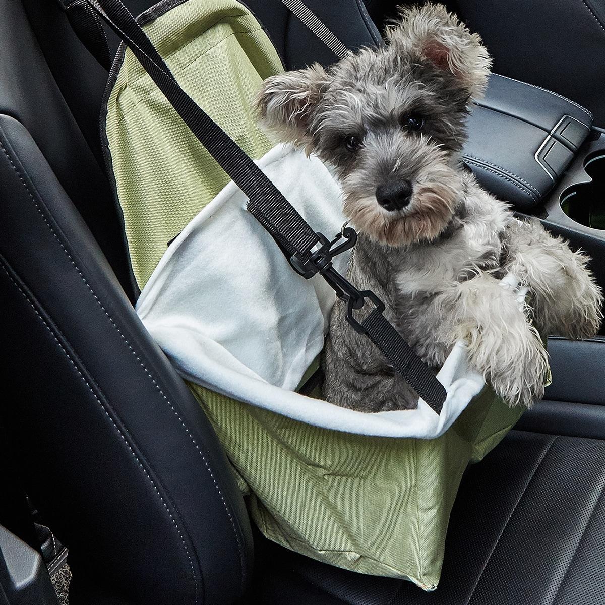 1 Stück Haustier Auto hängender Korb