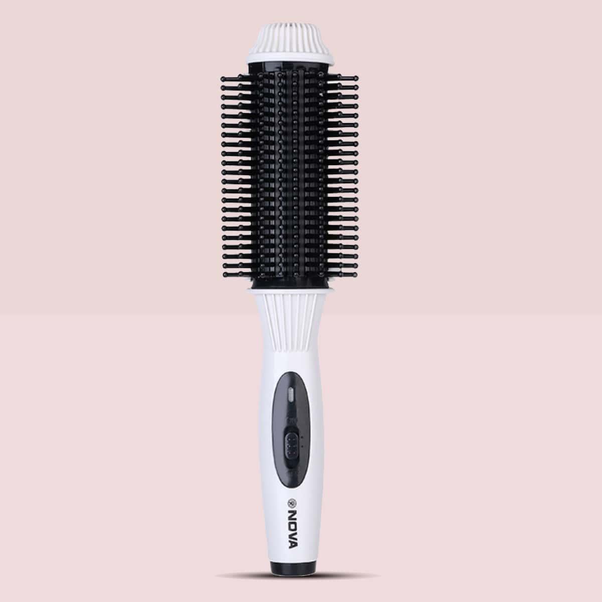 Многофункциональная расческа для завивки волос
