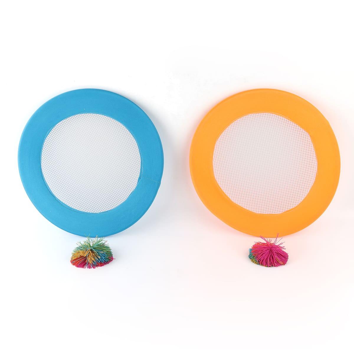 1 компл. Детская игрушка для отскока кольца случайного цвета