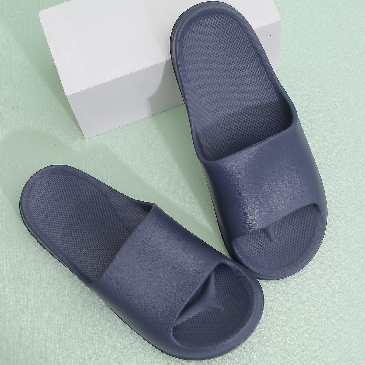 shein Mannen minimalistische pantoffels