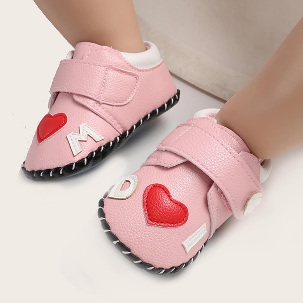 SHEIN Tekst Baby platte schoentjes