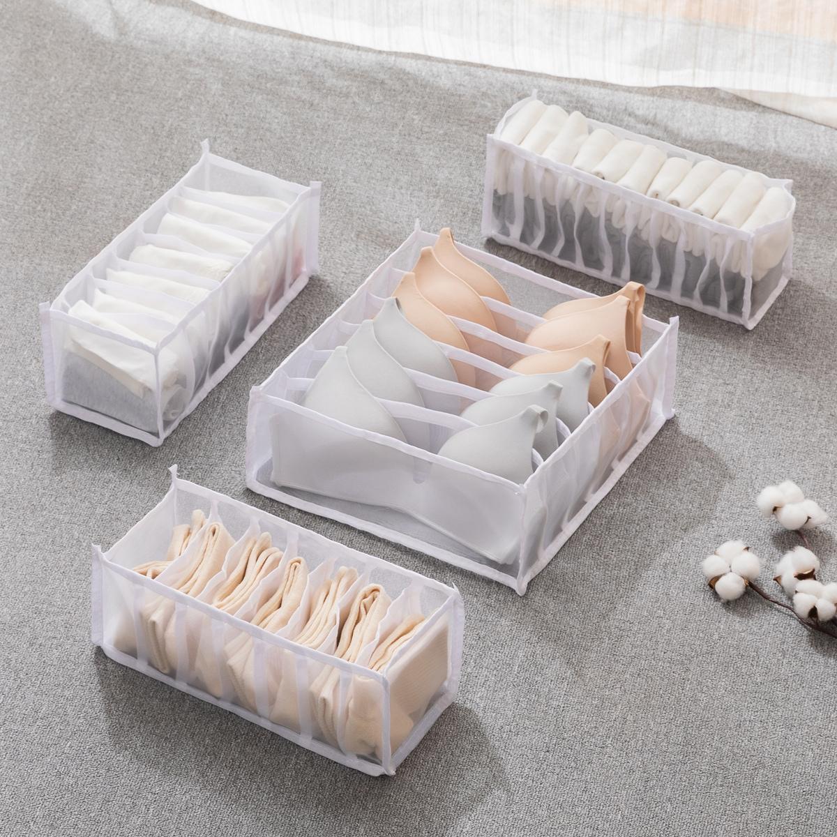 4шт коробка для хранения нижнего белья