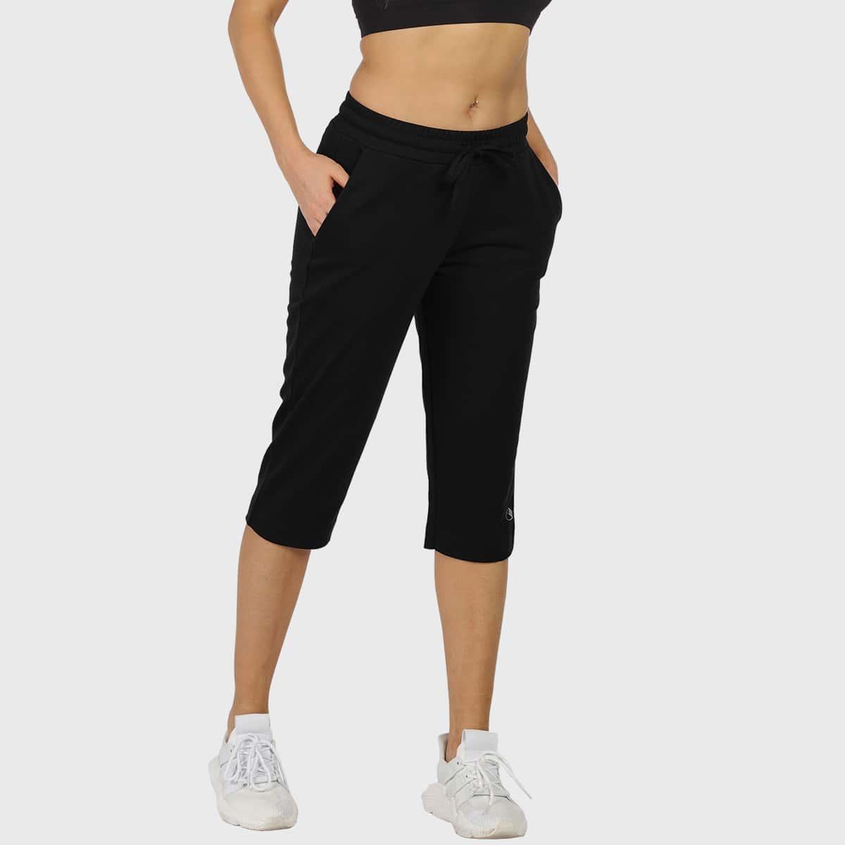 Спортивные брюки с карманом на кулиске