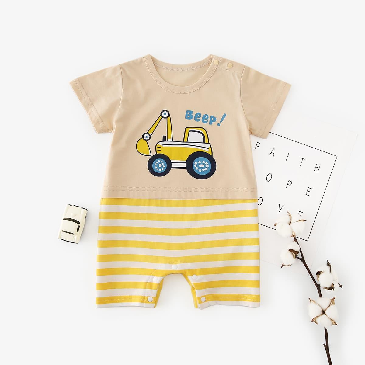 буква Комбинезоны для малышей
