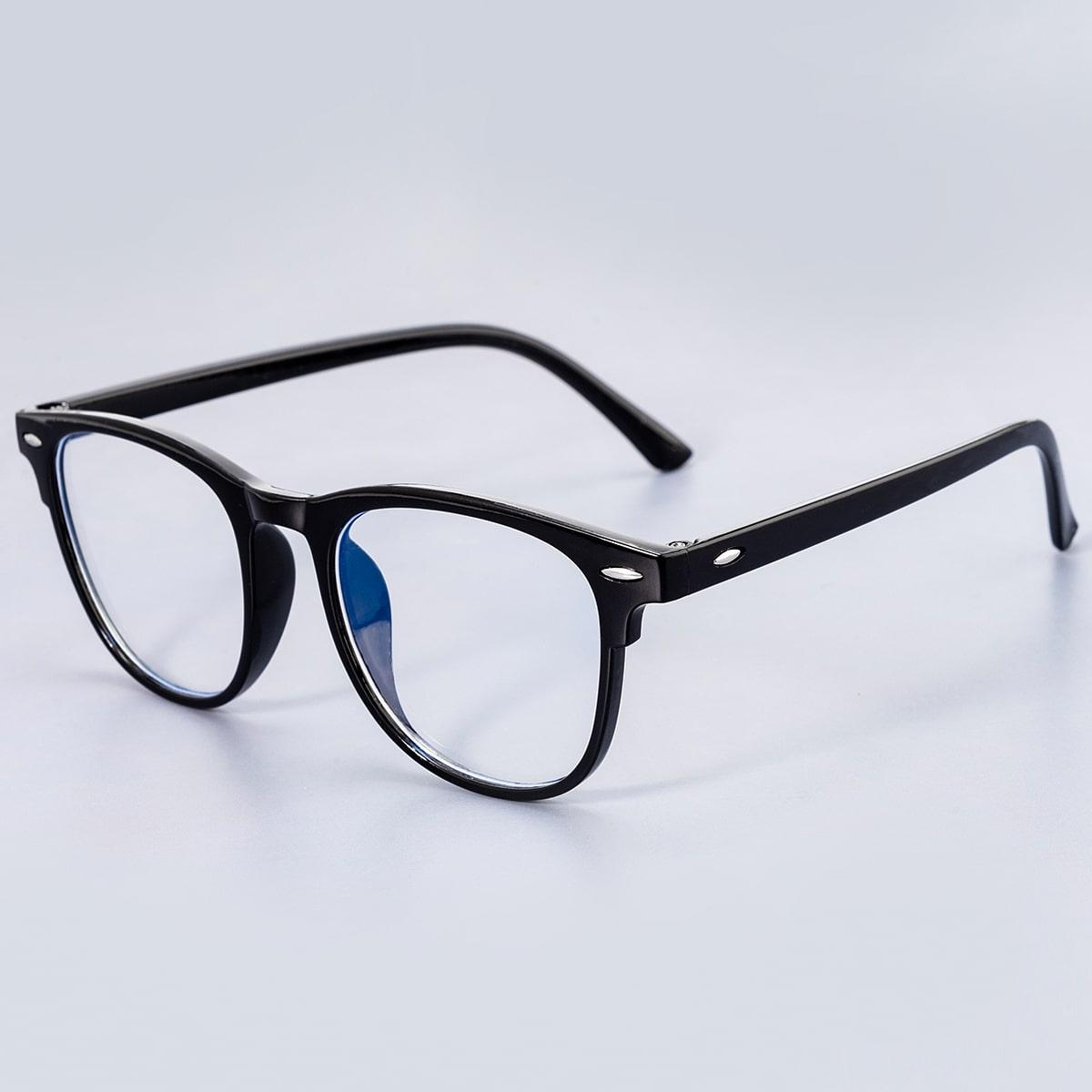 shein Blauwe lichtbril voor heren