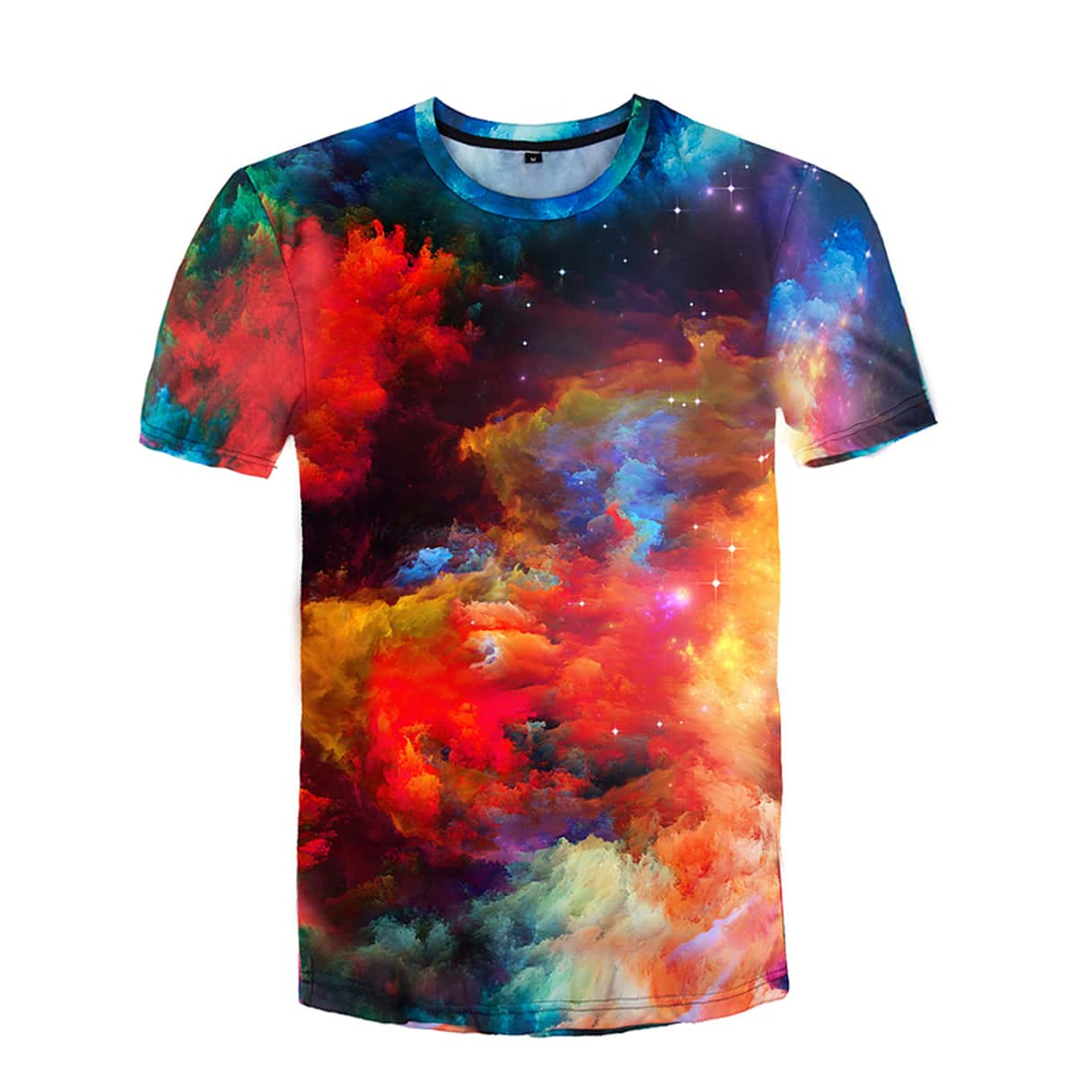 Принт космос Улица Мужские футболки по цене 710
