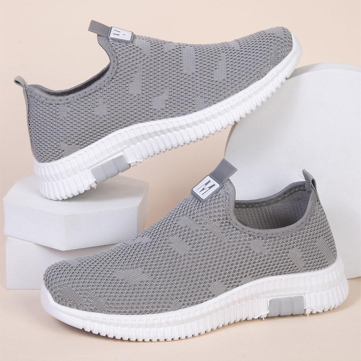 shein Sport Tekst Sneaker