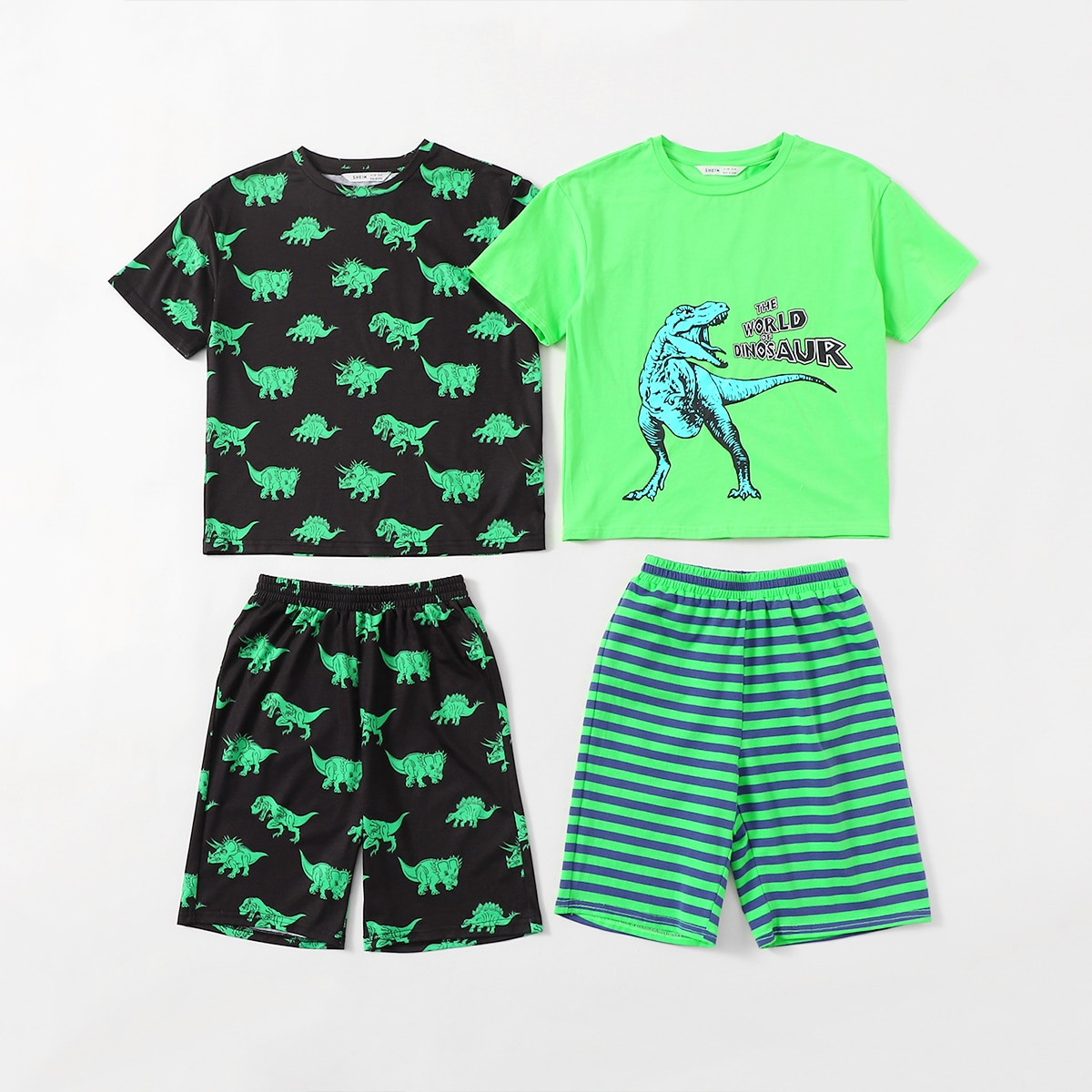 Животный милый Домашняя одежда для мальчиков