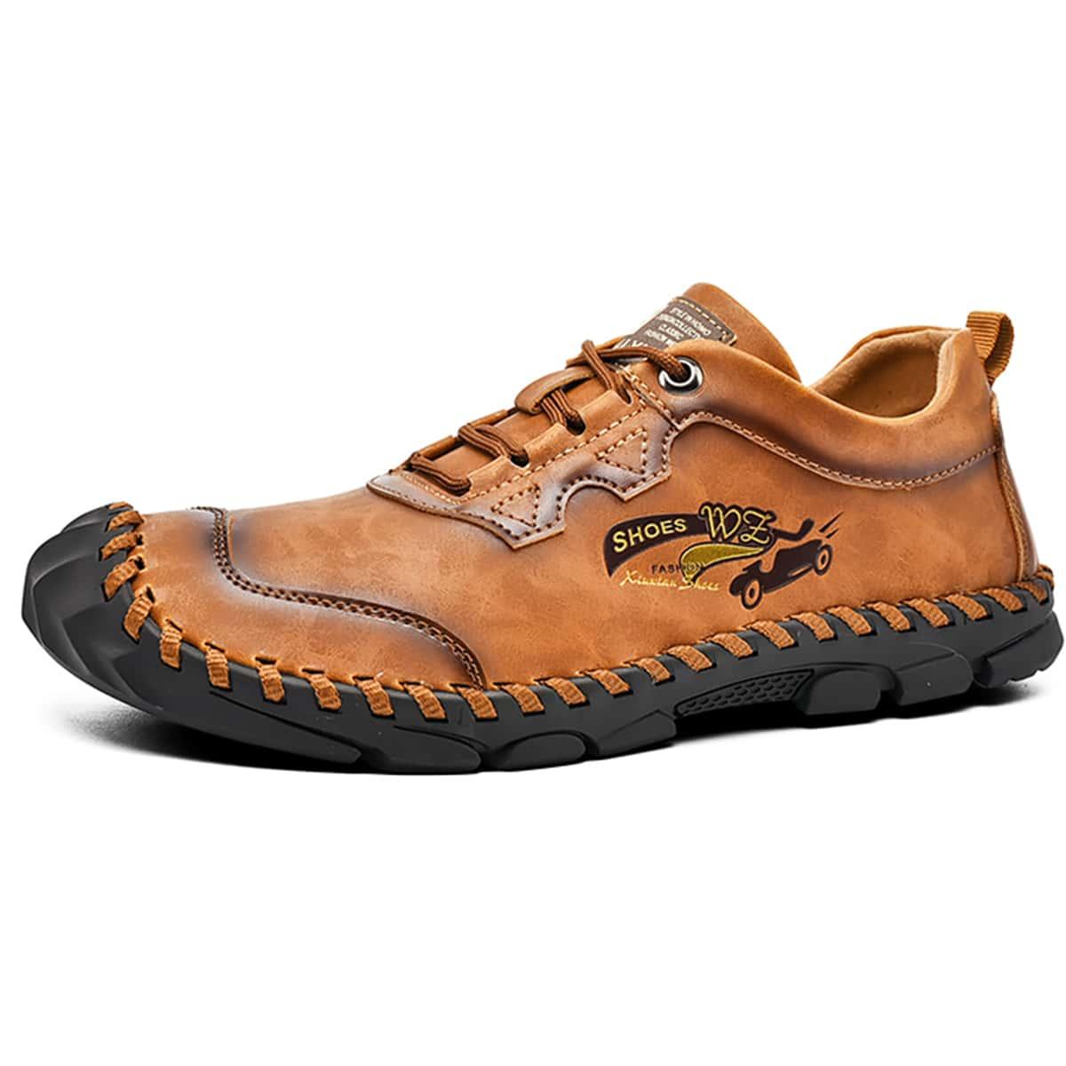 shein Enkele schoenen met veters aan de voorkant