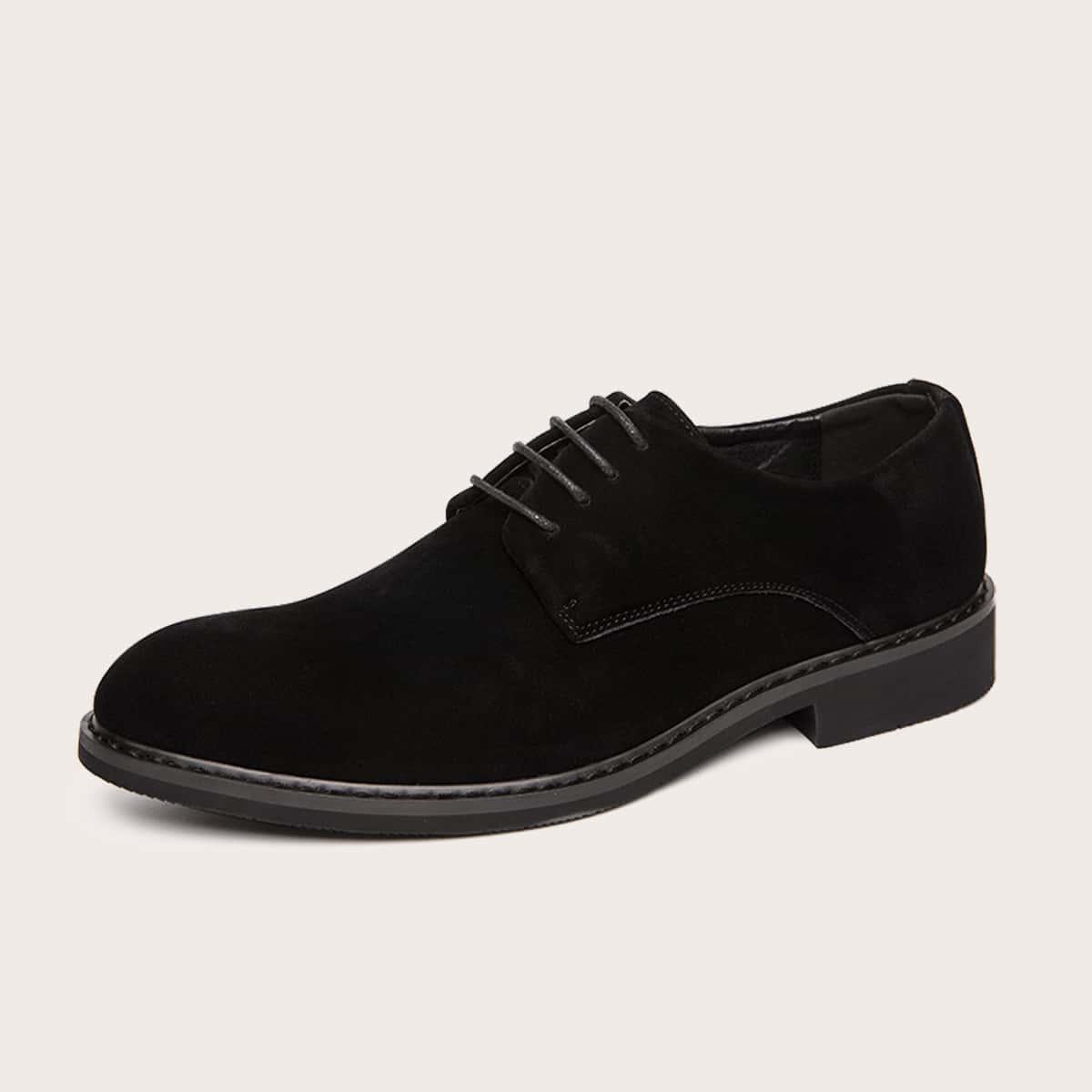shein Kant Vlak Gekleede schoenen