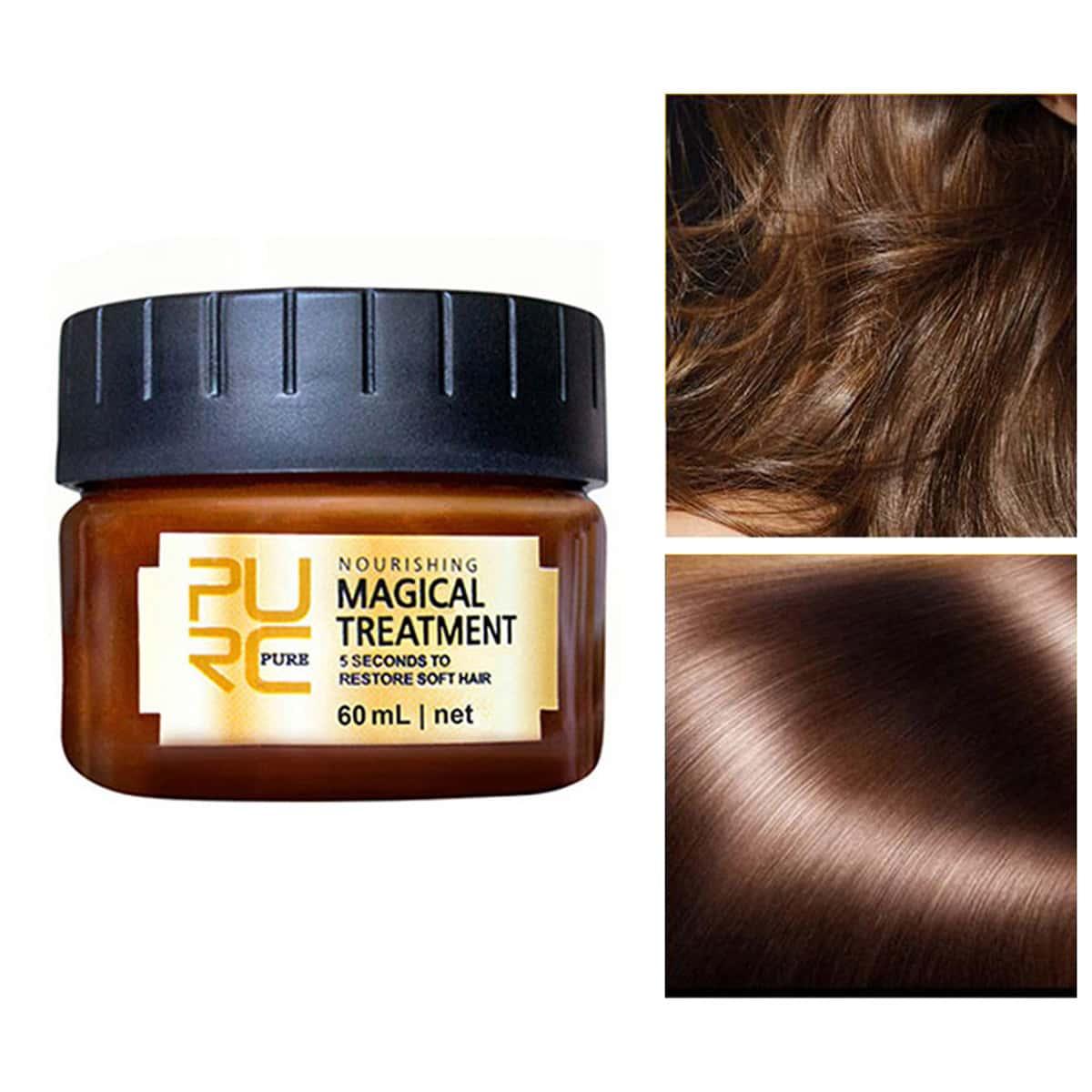 Питательный крем для волос