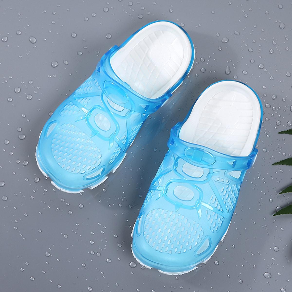 shein Holle schoenen met gaten