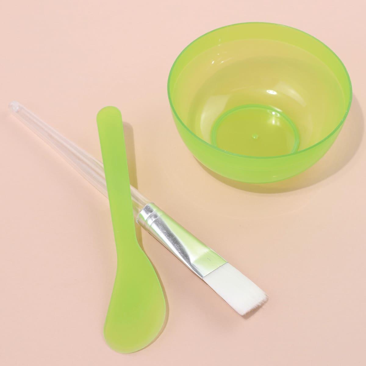 3шт набор миски для косметической маски