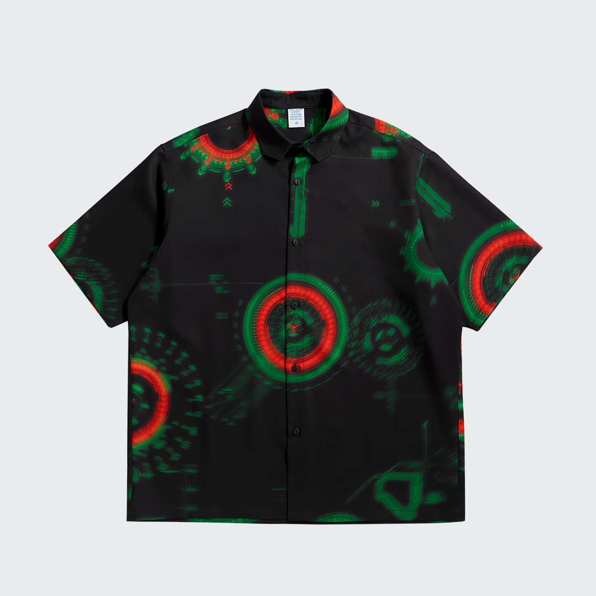 Men Graphic Print Shirt