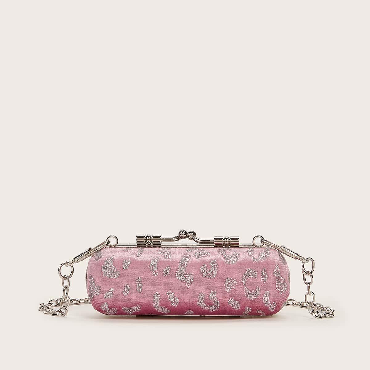 Мини-сумка на цепочке