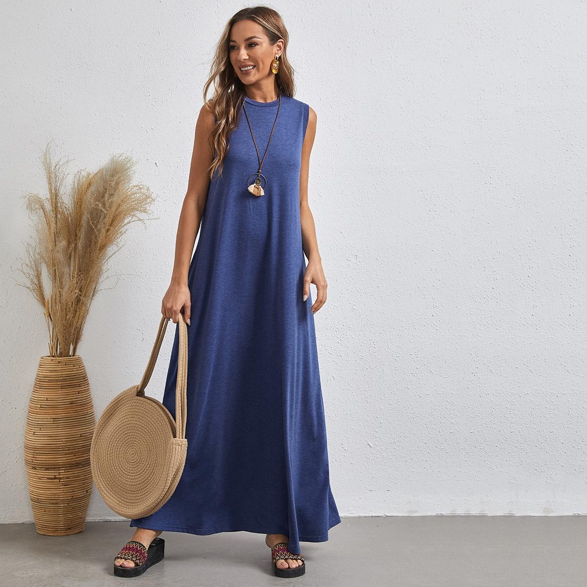 Платье макси SheIn swdress07201218439