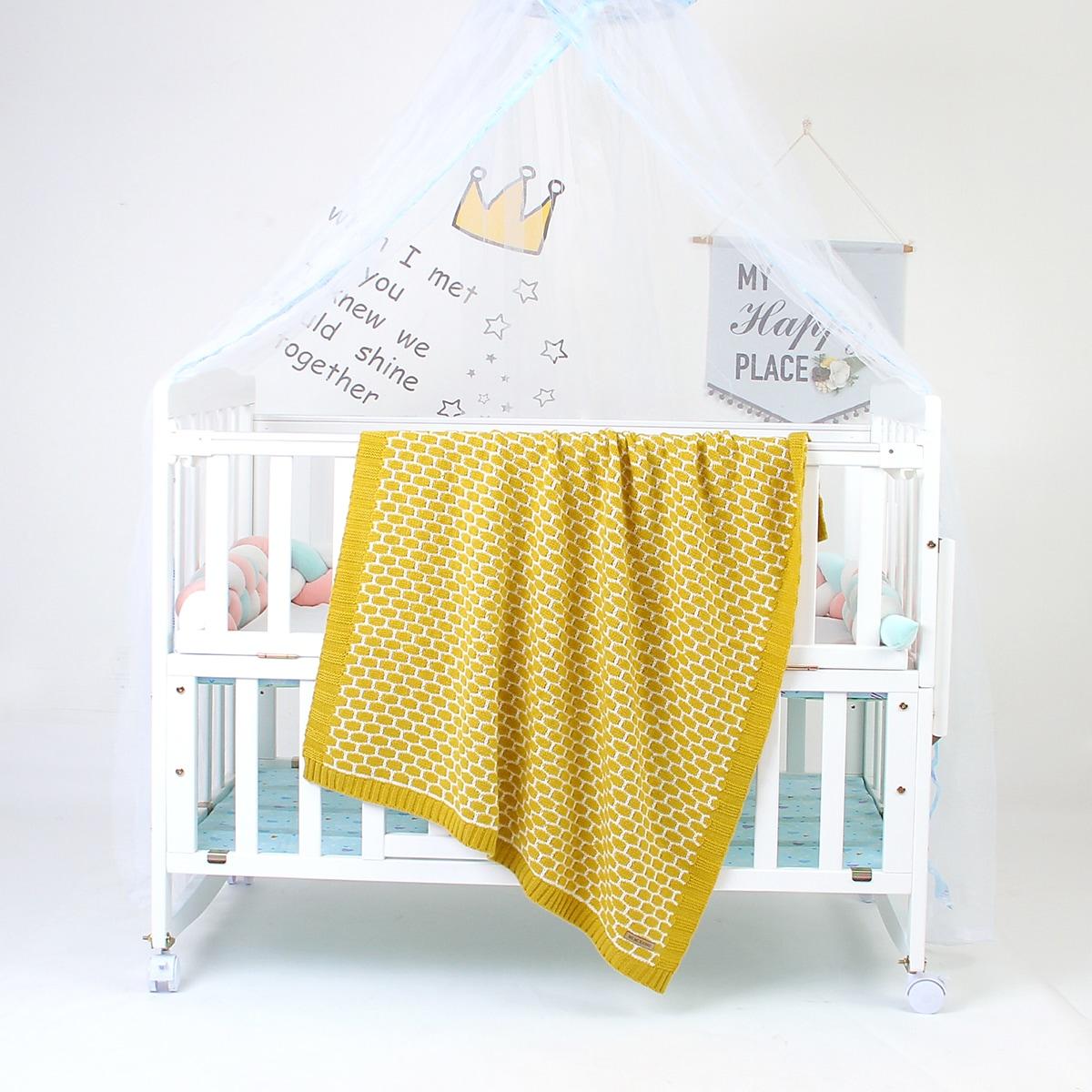 Клетка детские одеяла