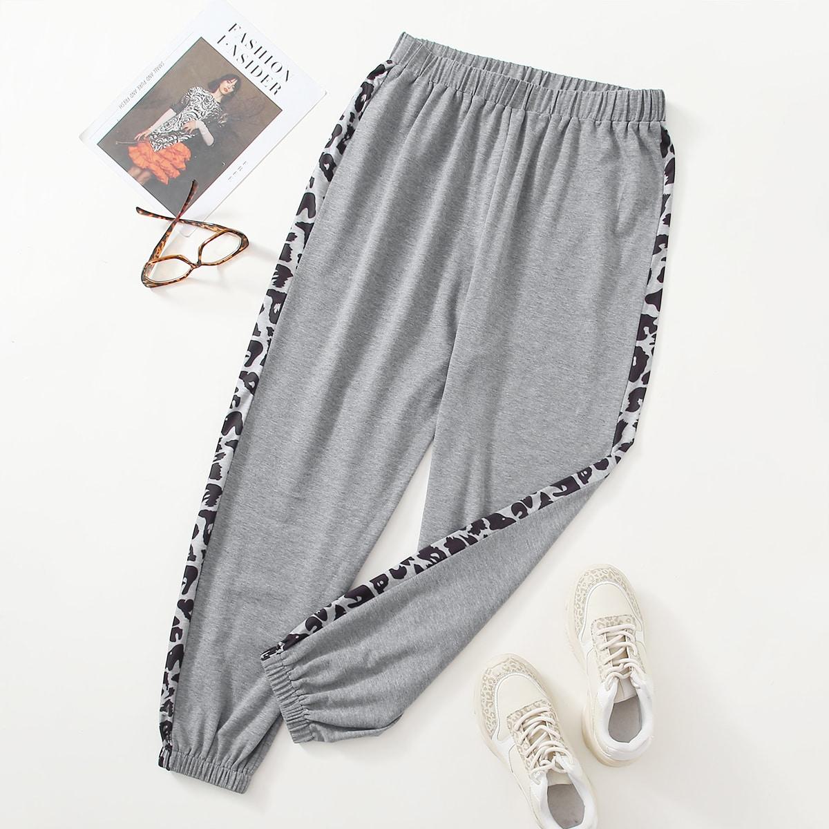 Спортивные брюки размера плюс по цене 960