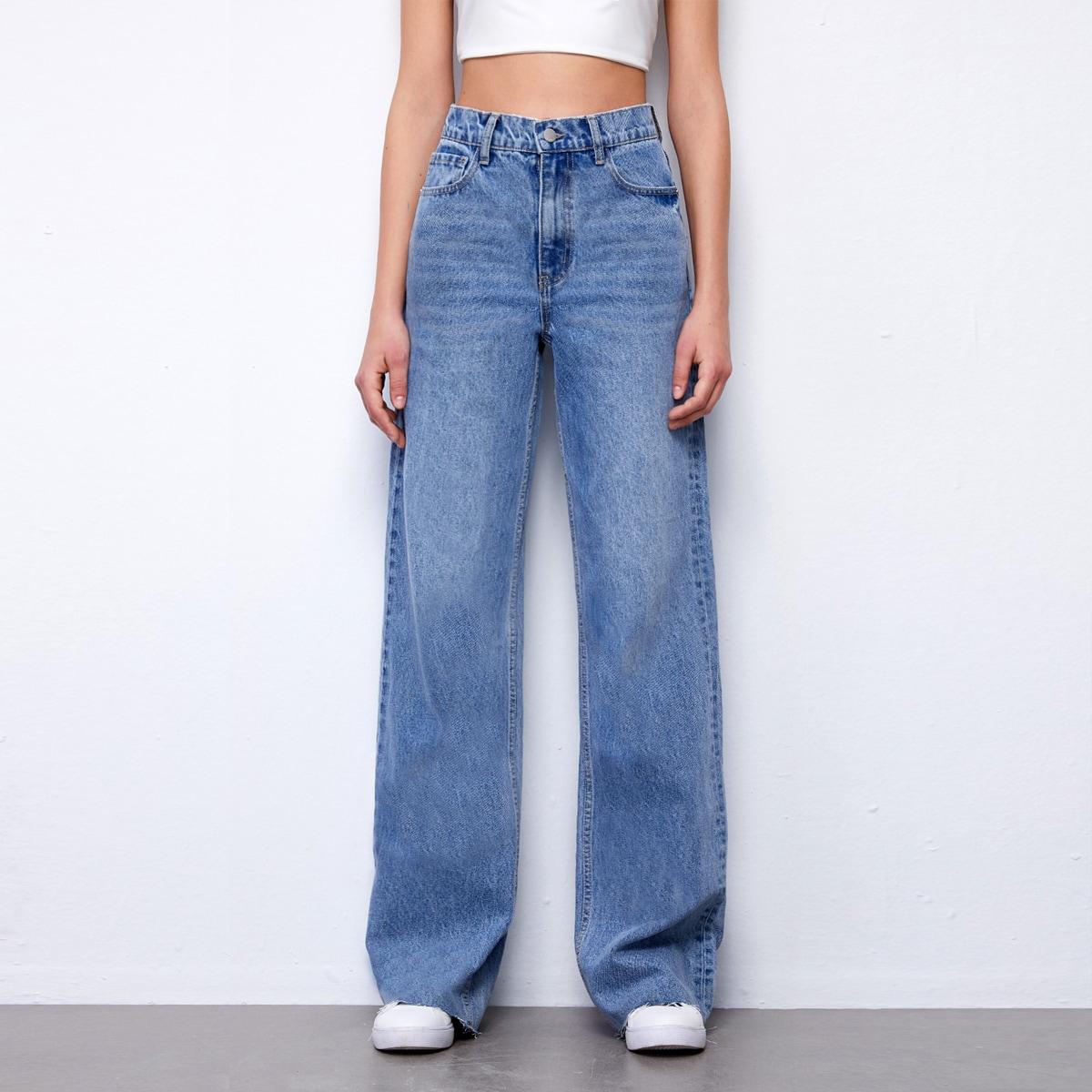 Оригинальные джинсы бойфренд