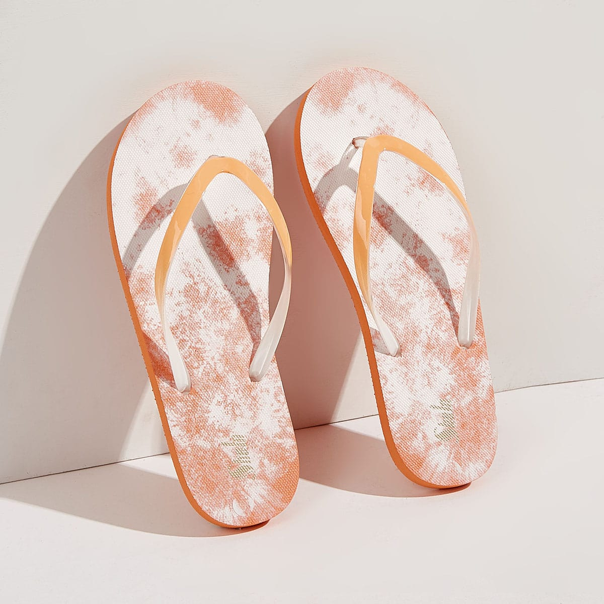 SHEIN Modieus Tie dye Slippers