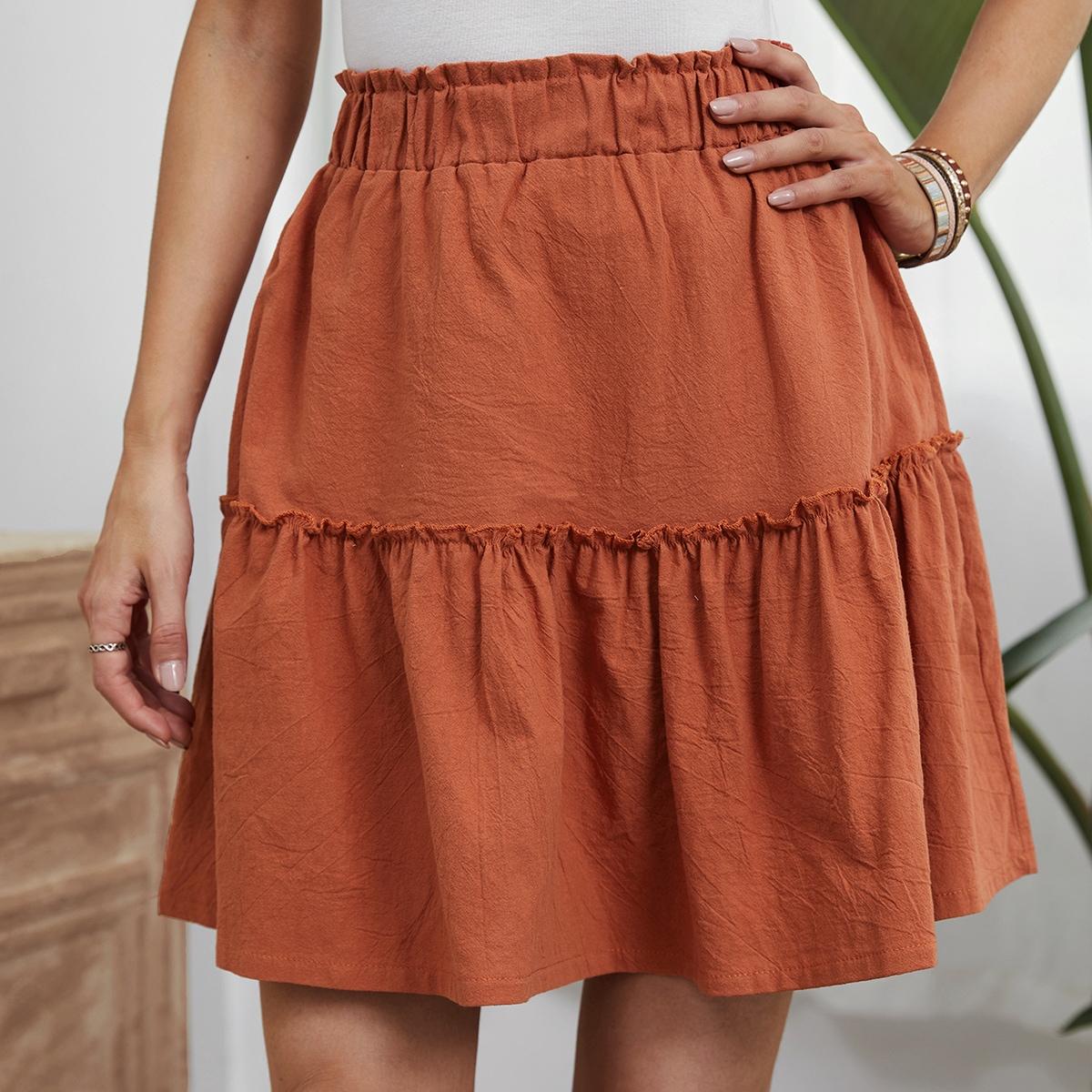 Оригинальная юбка по цене 770