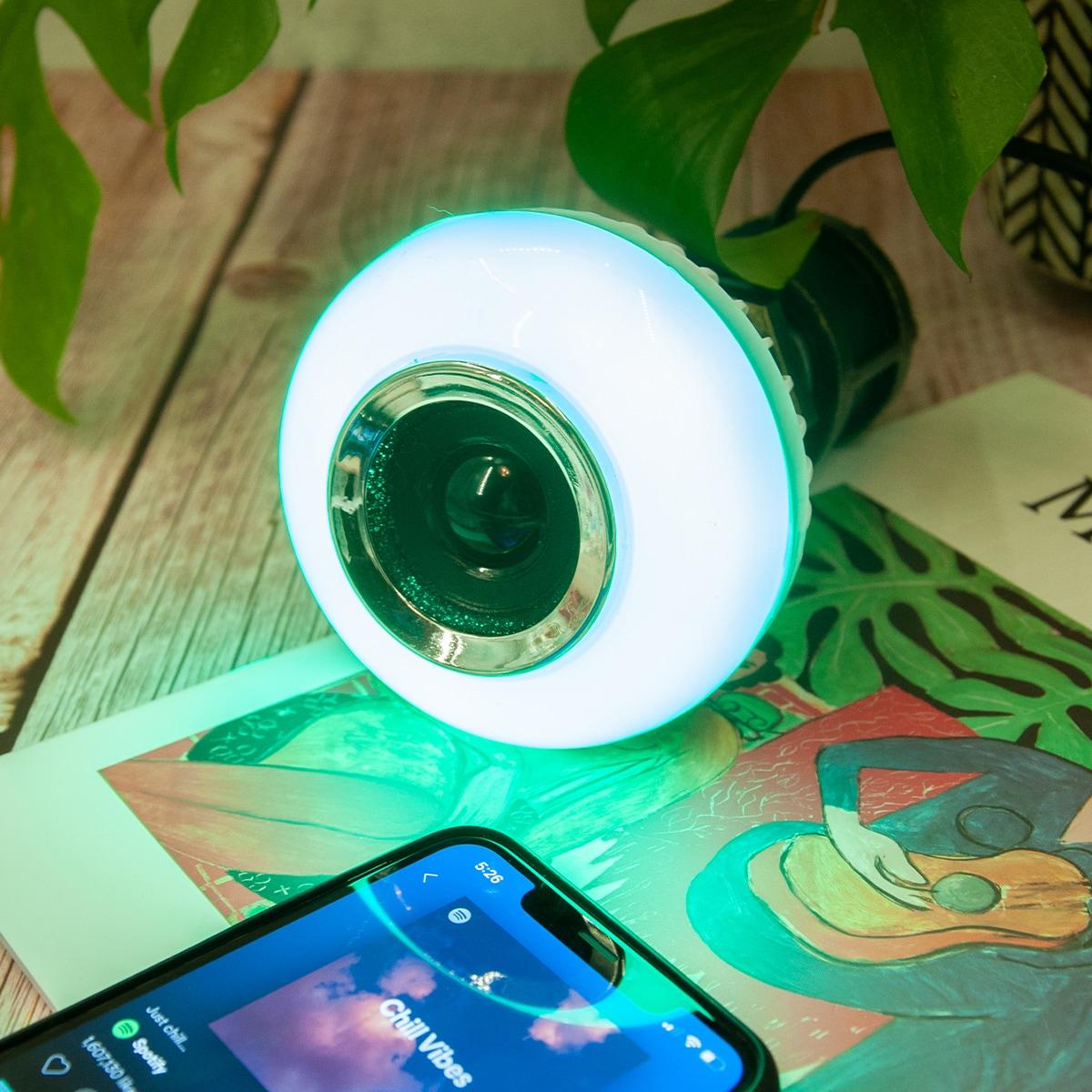 1 Stück Fernbedienung LED-Glühbirne