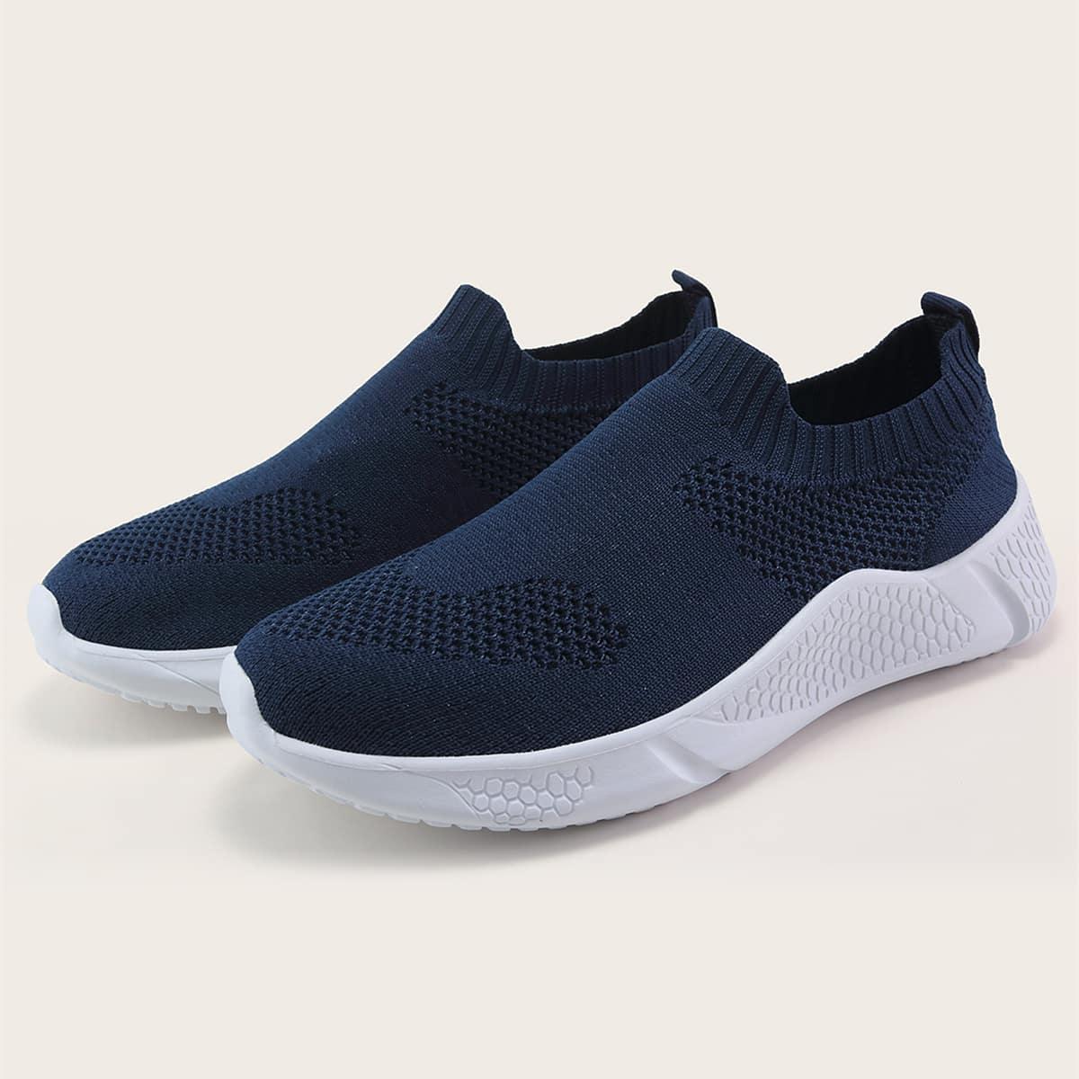 SHEIN Vlak Sneaker man