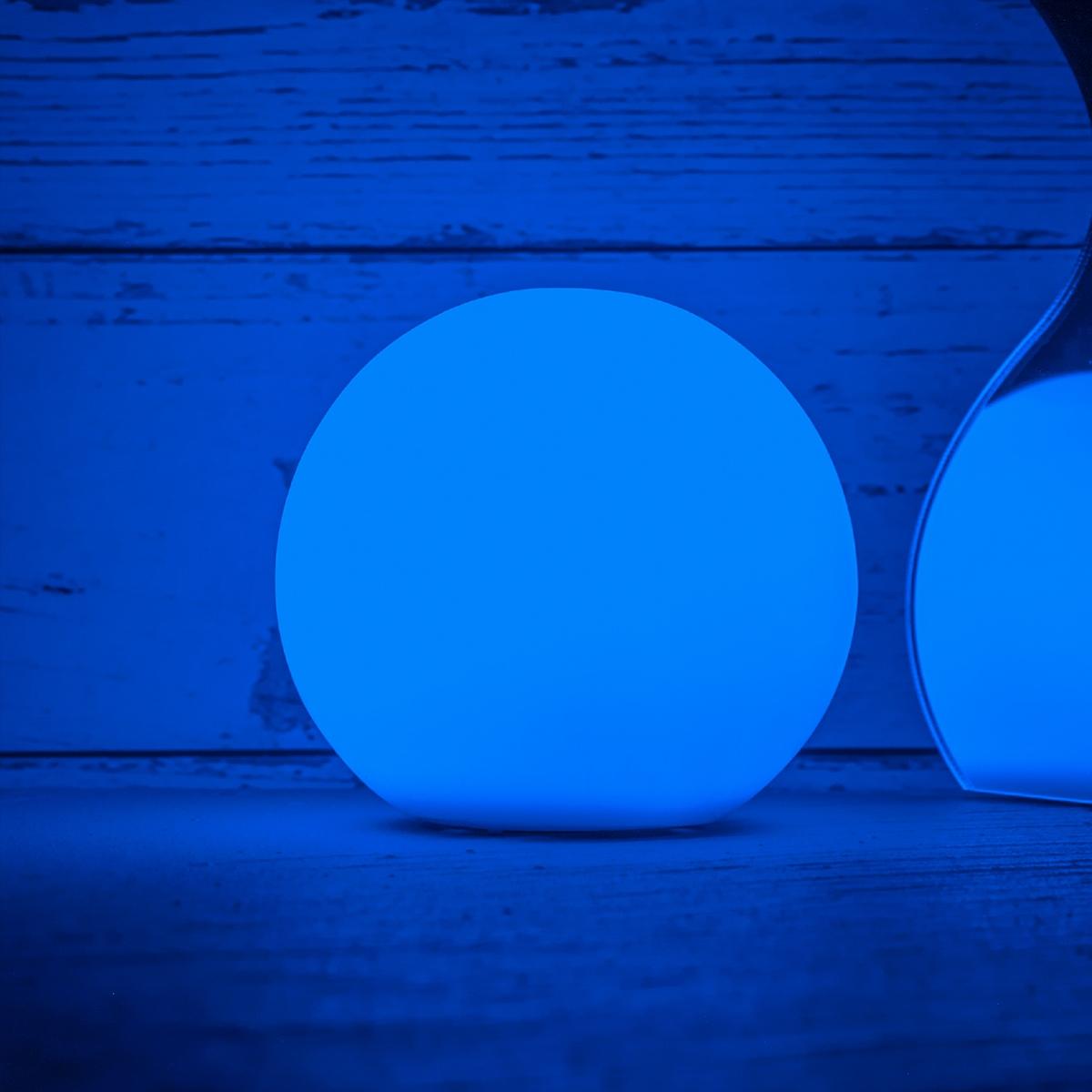 1 Stück Ball förmiges Nachtlicht
