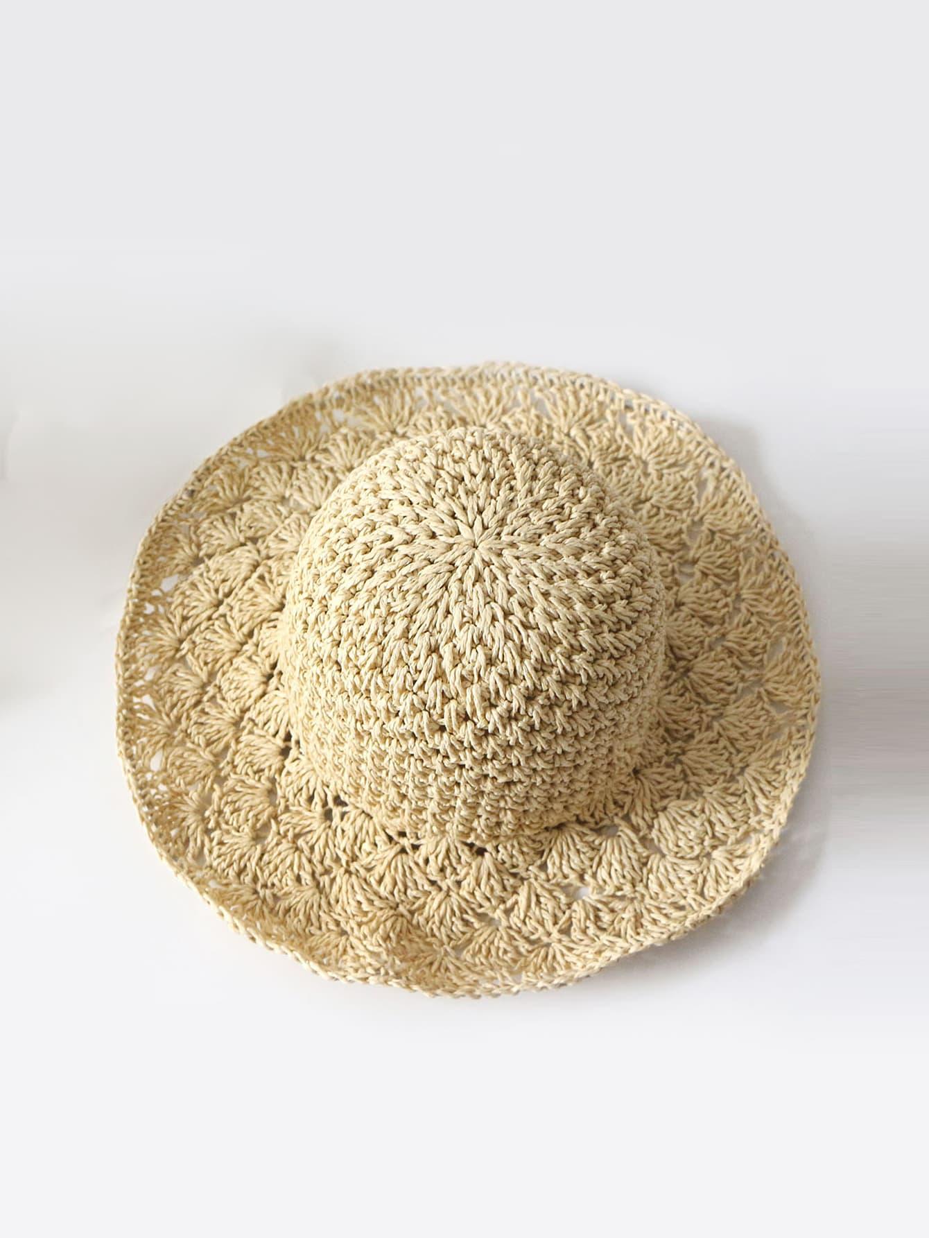 Minimalist Straw Hat