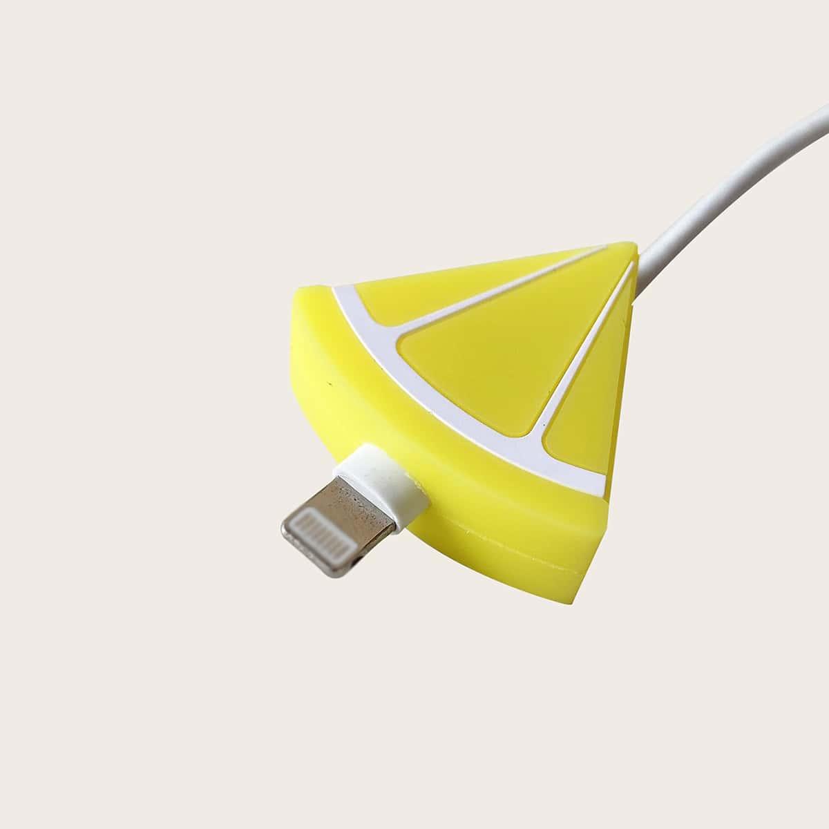 Protezione per cavo dati a forma di limone