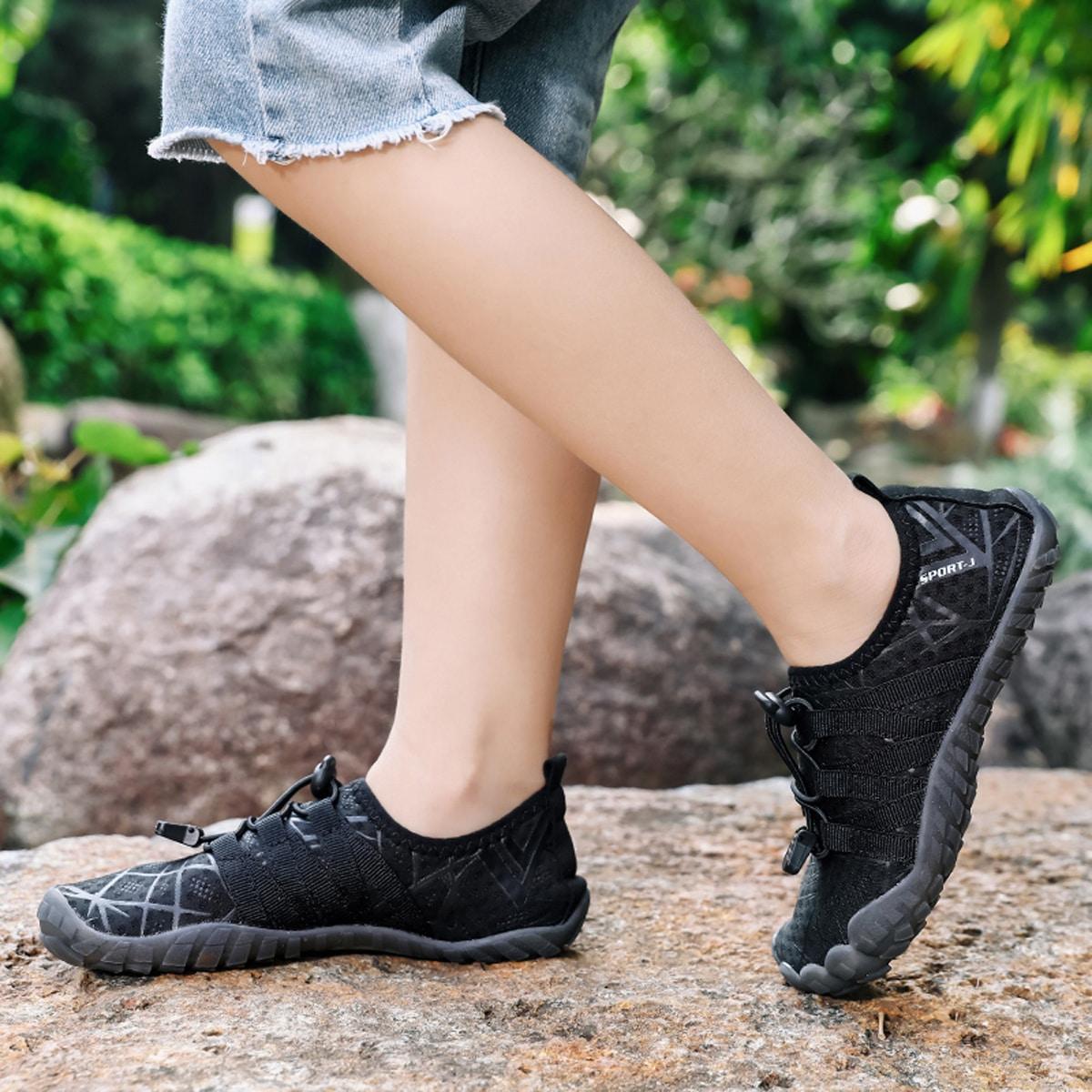 Водные туфли на кулиске для мальчиков от SHEIN