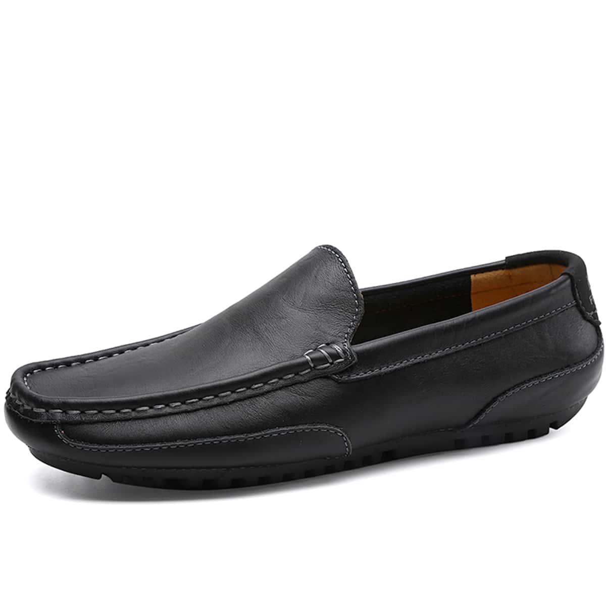 Männer Loafers mit Stich