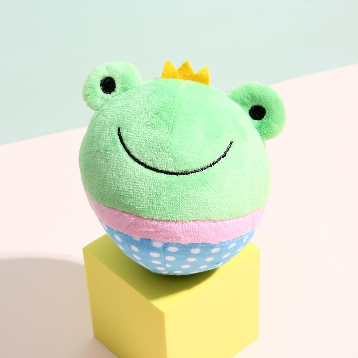 Haustier Soundspielzeug mit Frosch Design