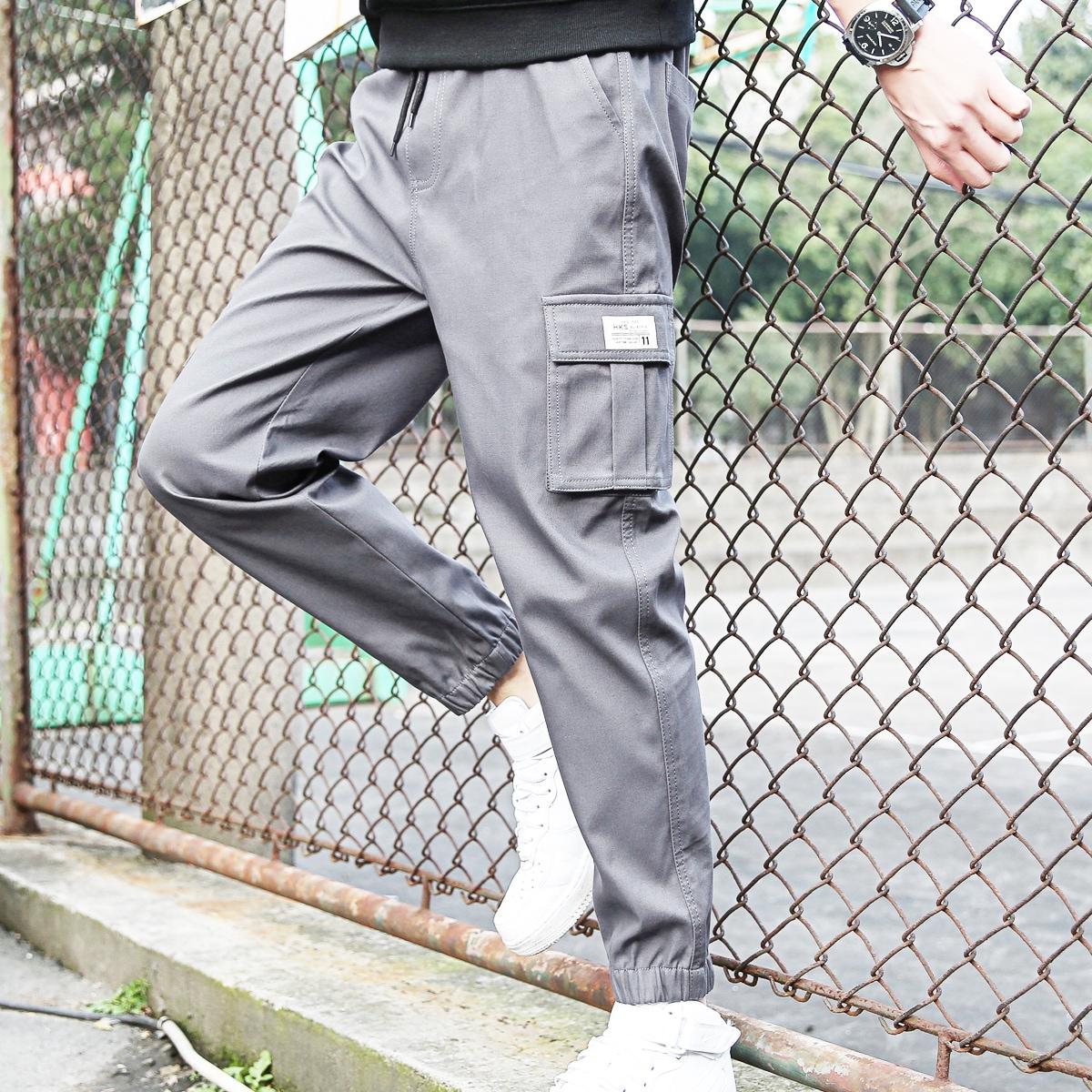 Мужские брюки-карго с карманом по цене 1 570