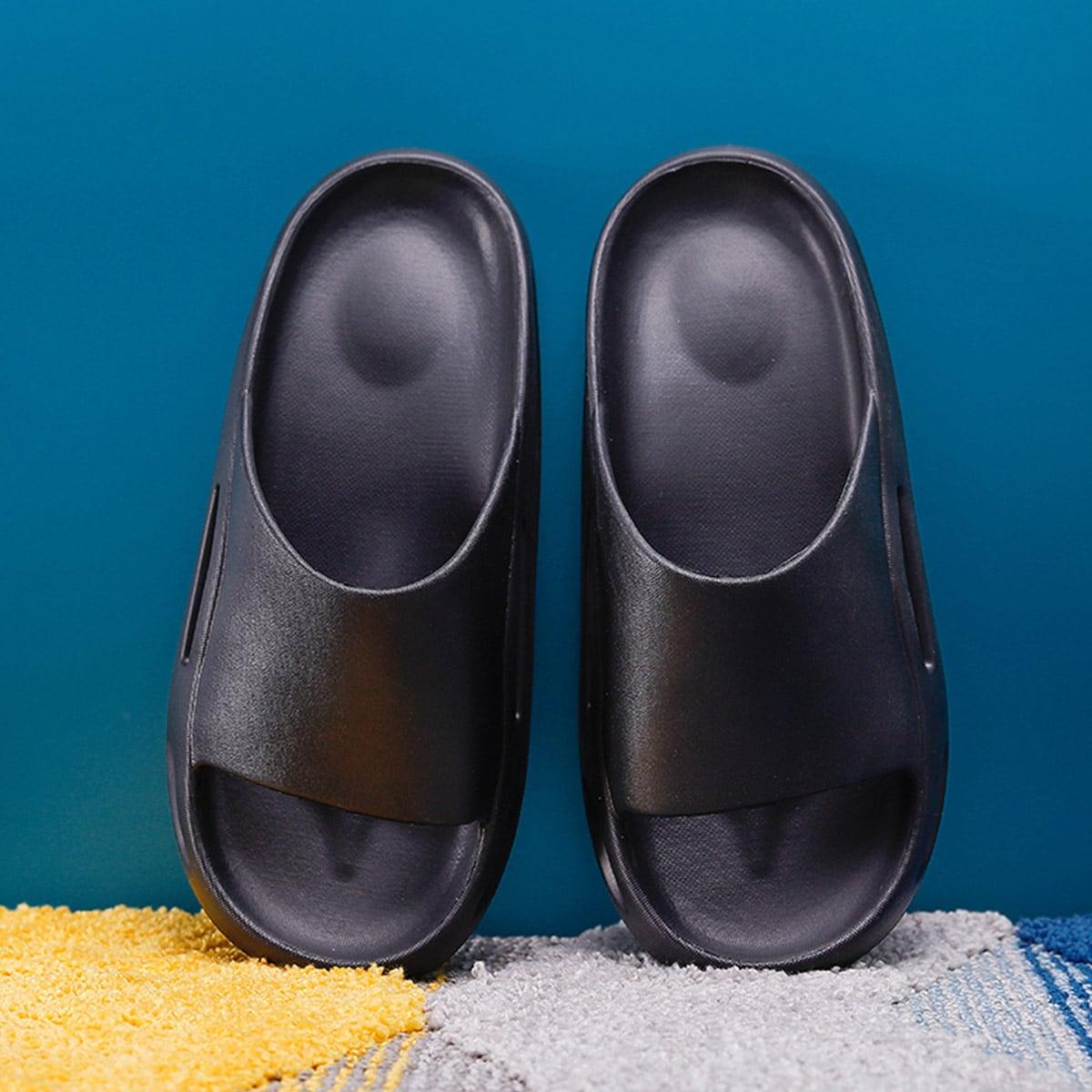 SHEIN Vlak Heren slippers Uitgeknipt