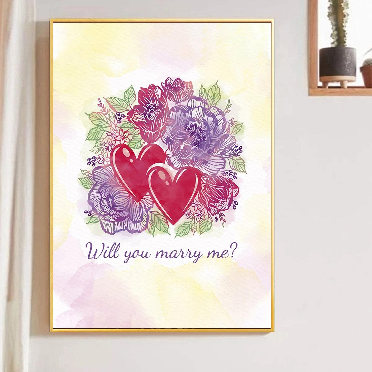 Картина на стене Картина без рамы по цене 230