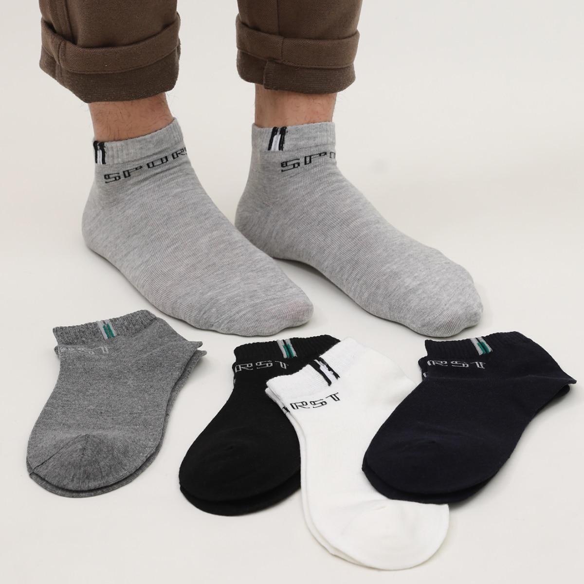 буква Мужские носки по цене 400