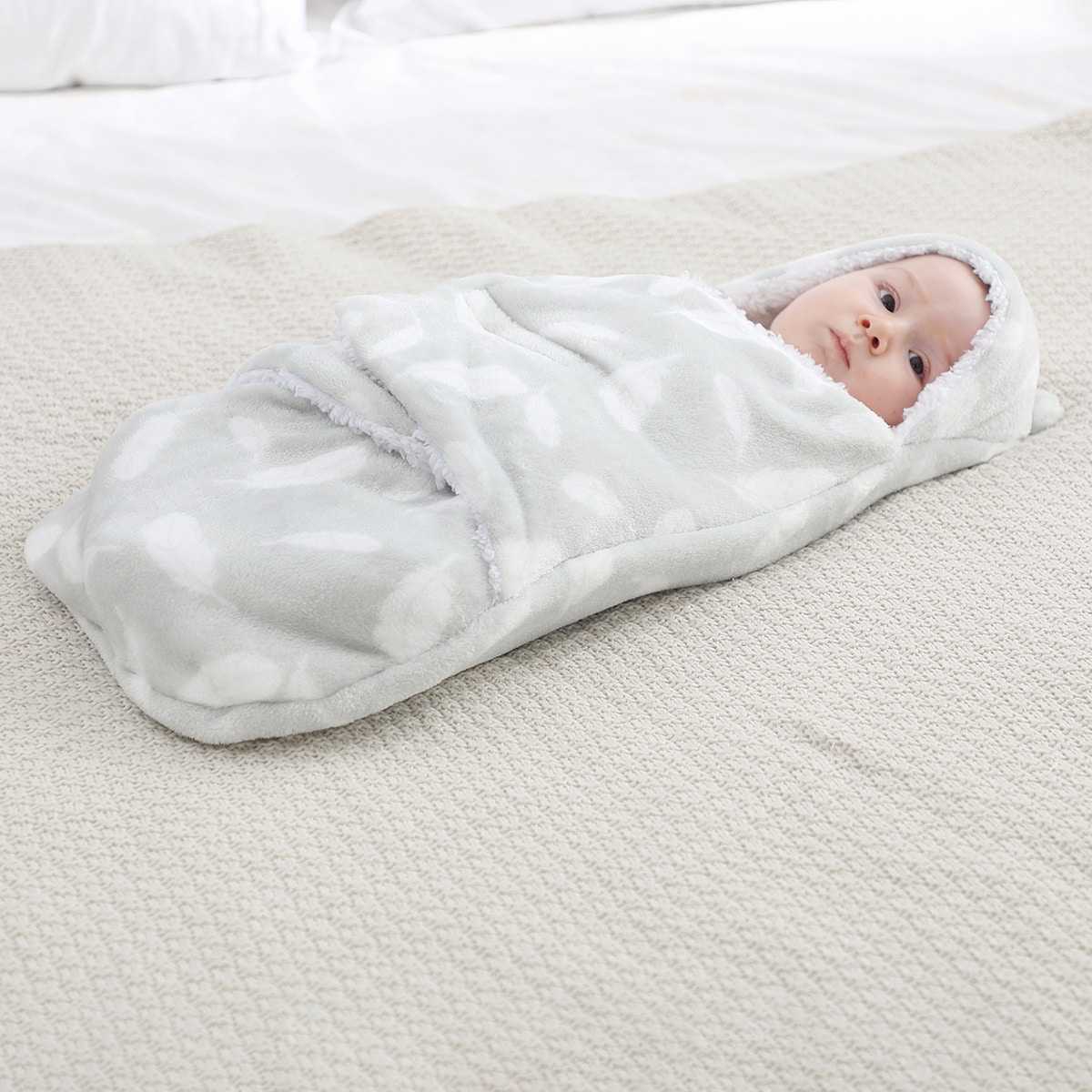 Mit Patches  Baby Schlafsäcke