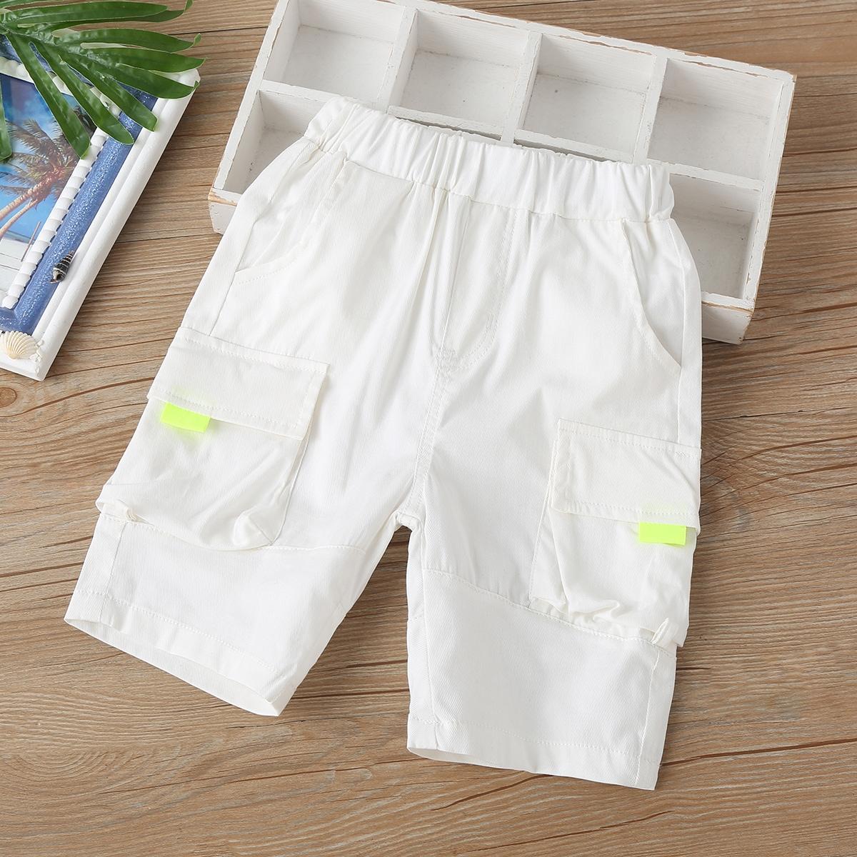 Карман Джинсовые шорты для мальчиков по цене 801