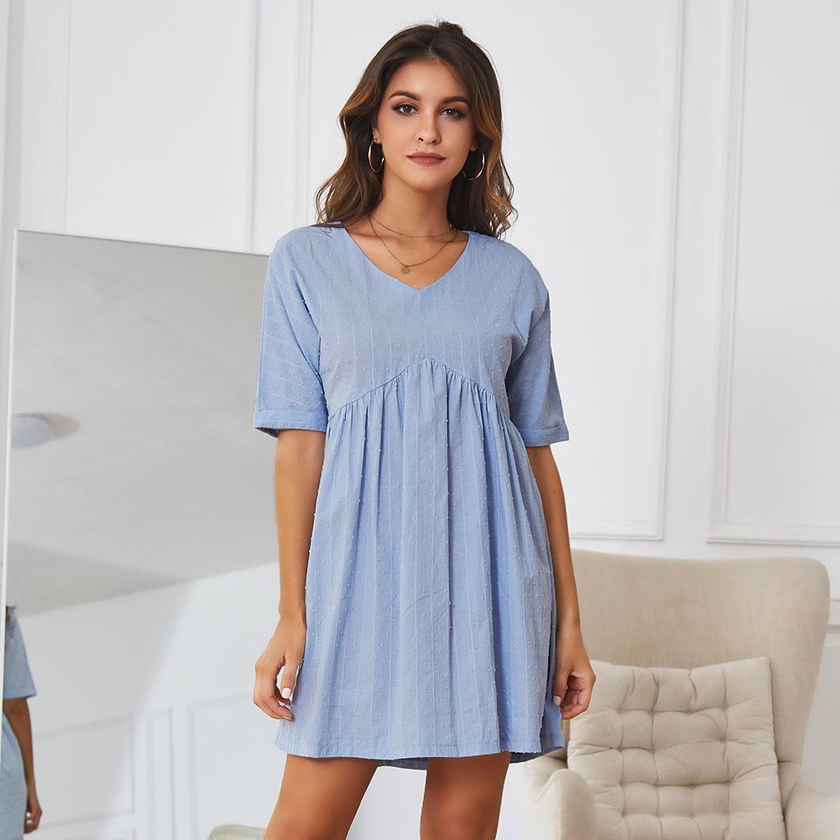 Платье в горошек SheIn swdress42210305254