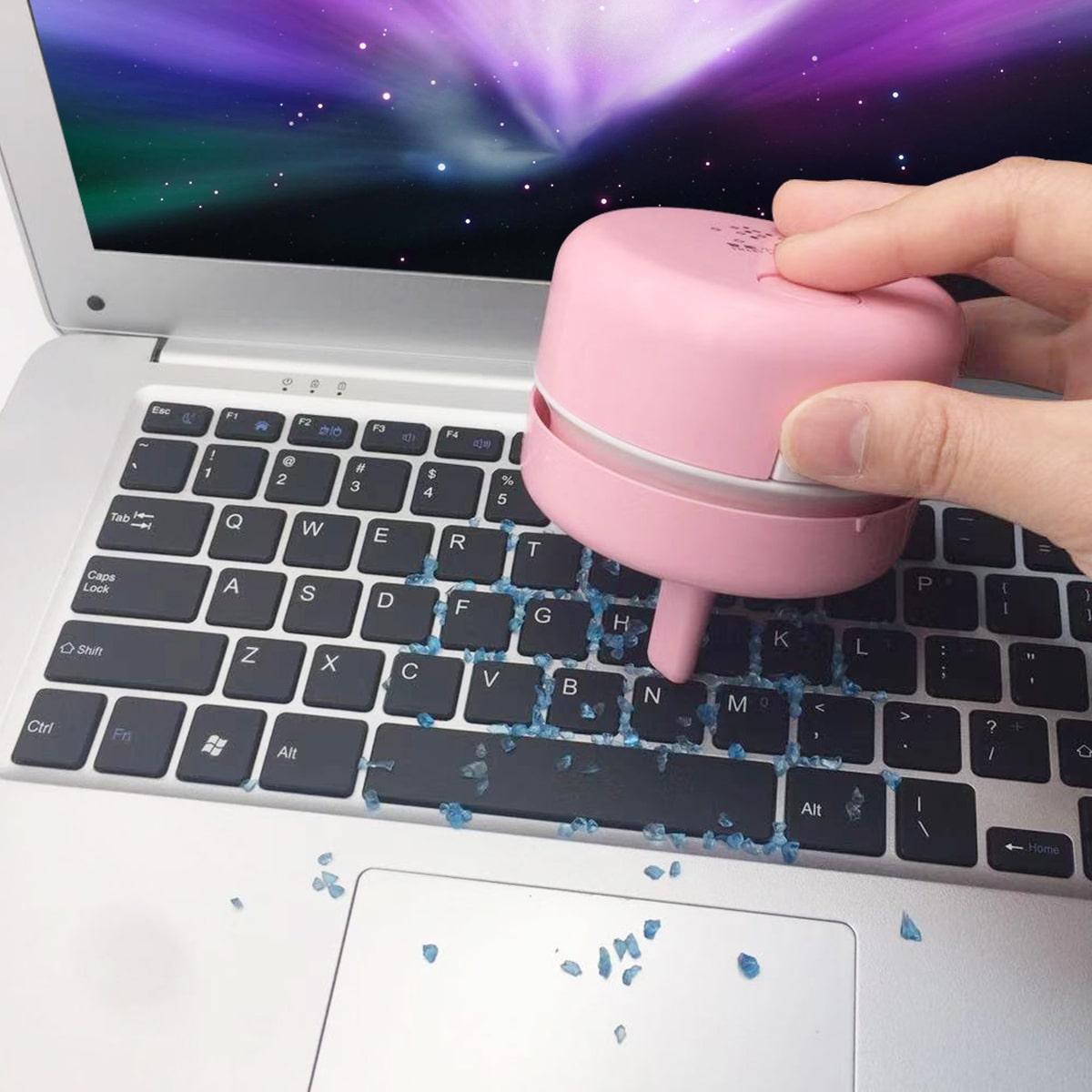 Mini Tastaturstaubsauger