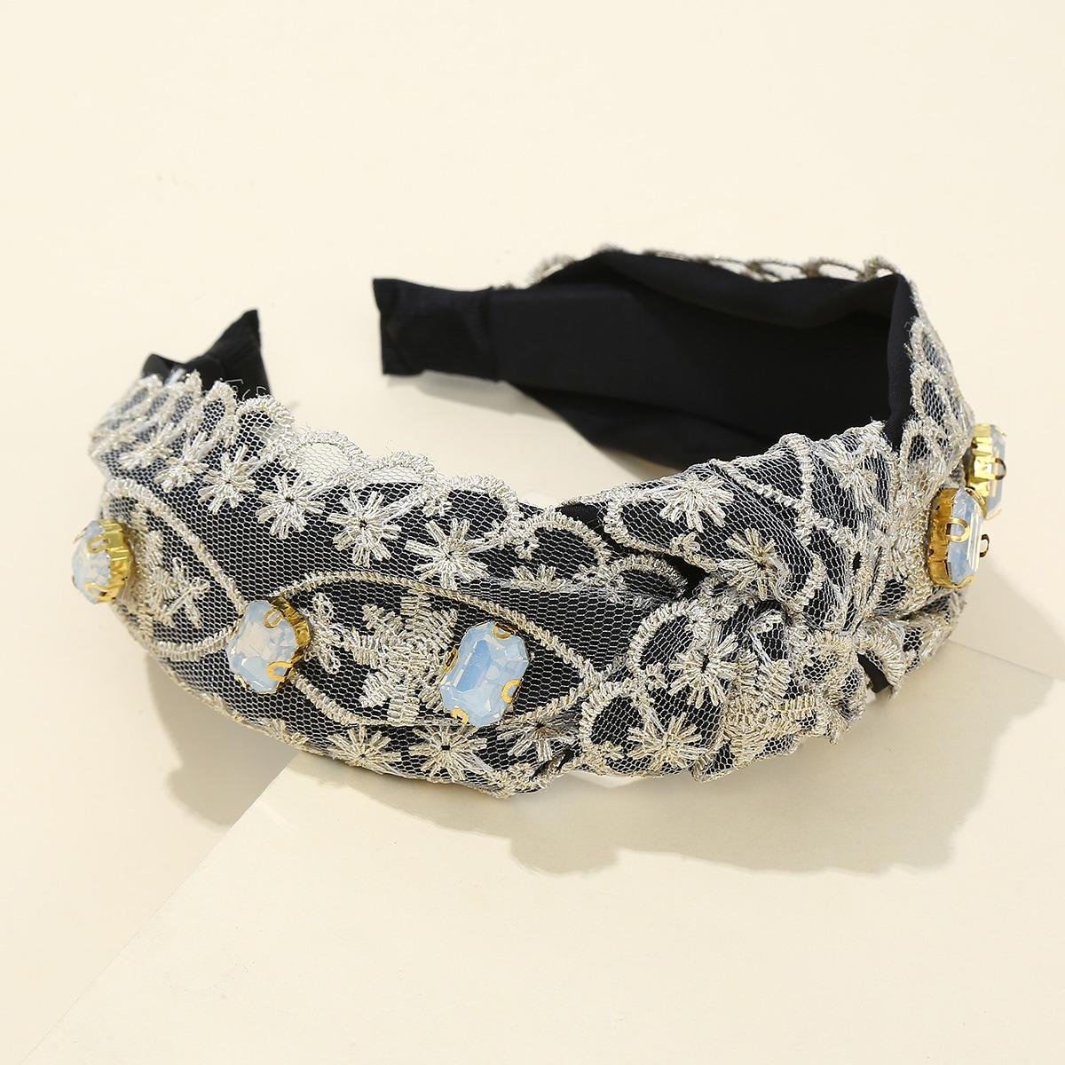 Lace Decor Headband