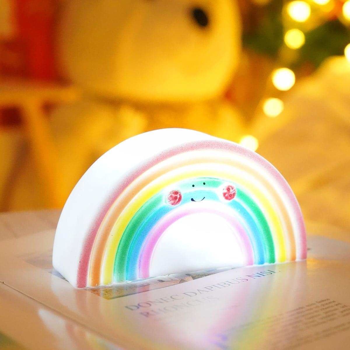 Ночник в форме радуги