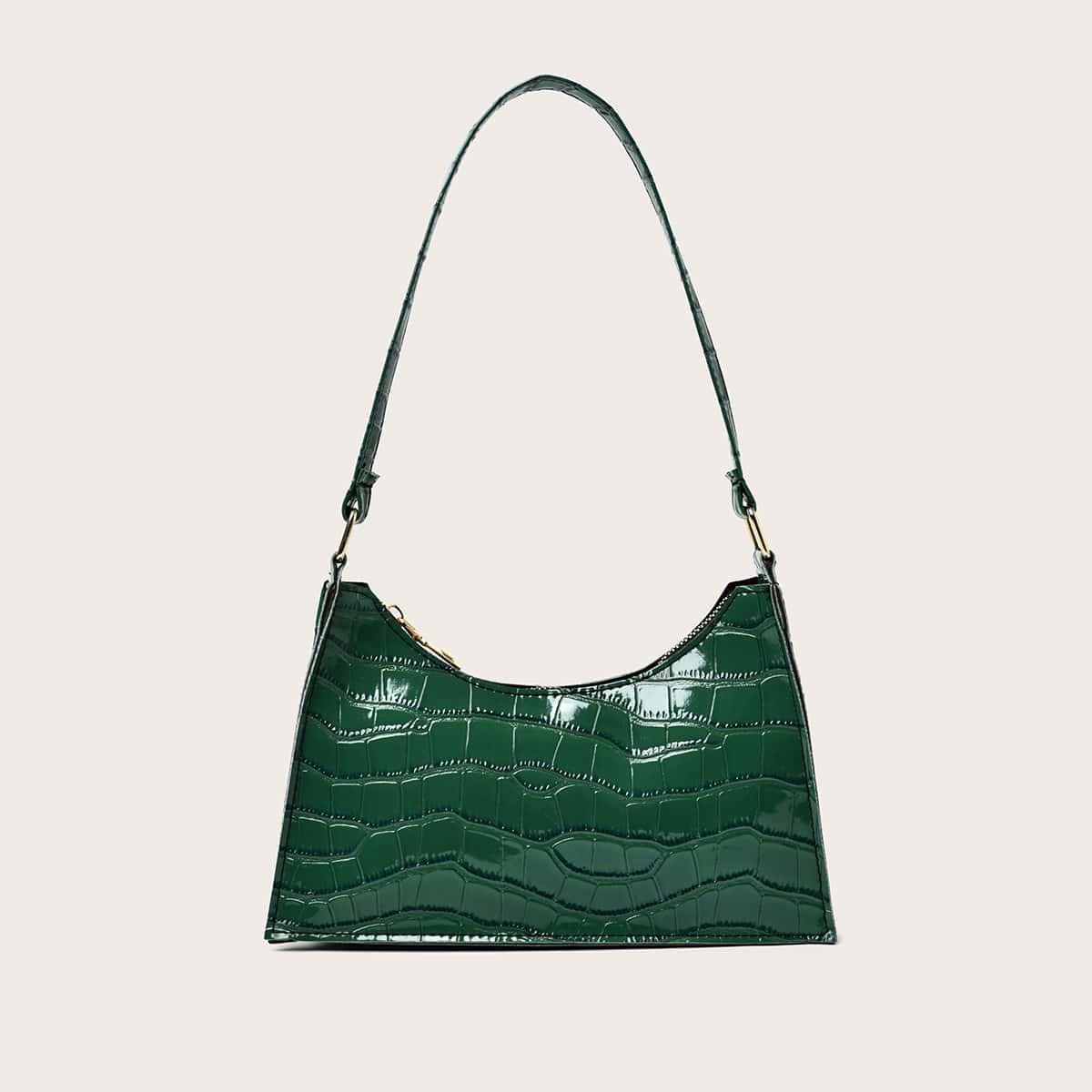 Крокодил Модный Сумочка с по цене 390
