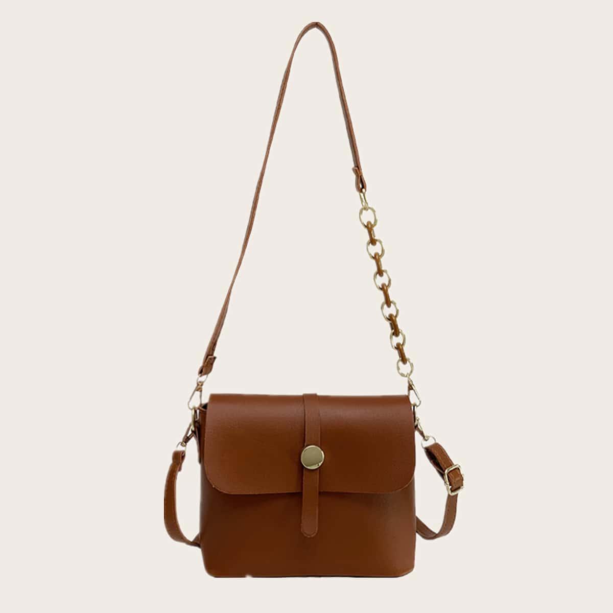 Минималистская сумка на плечо по цене 590