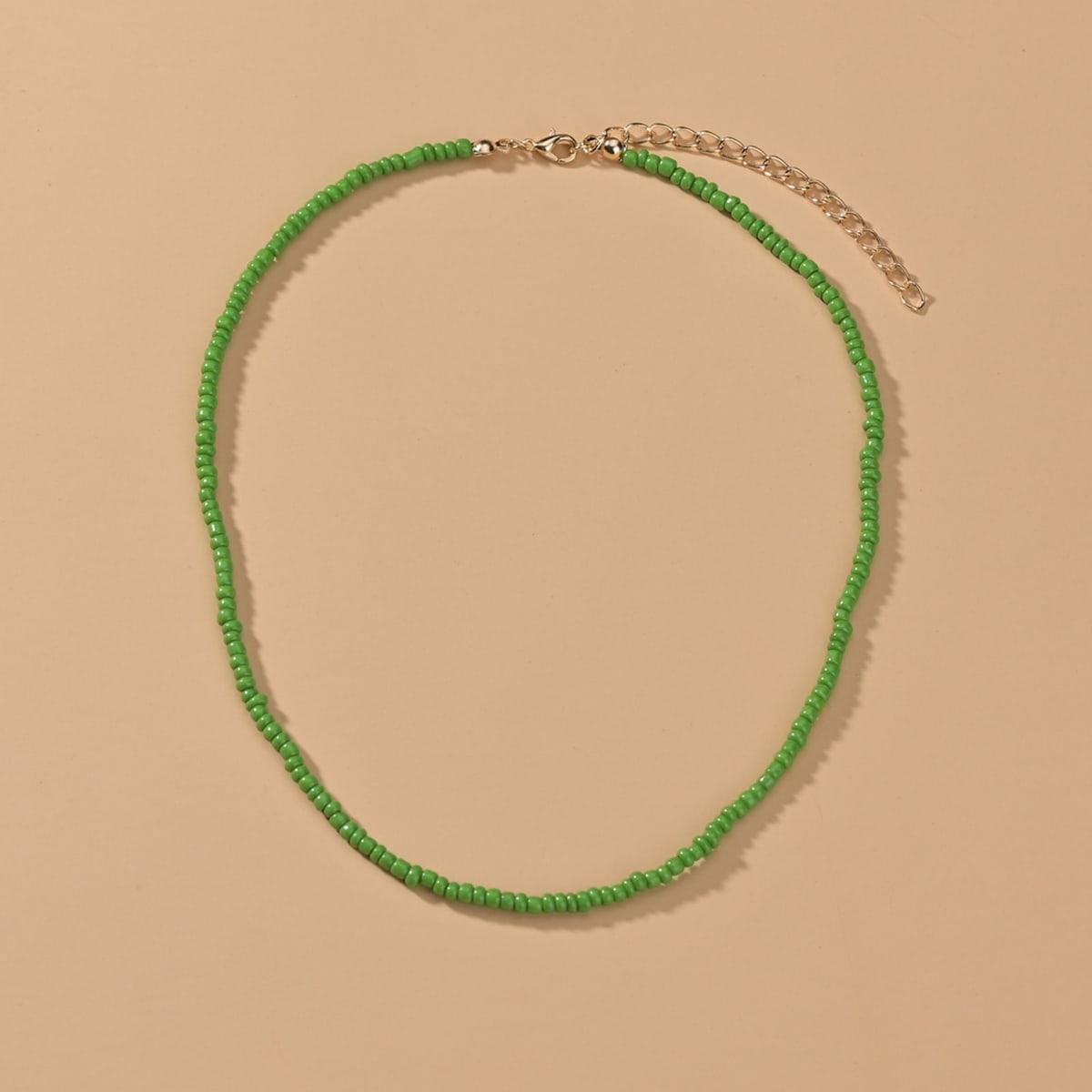 1шт ожерелье из бусин по цене 80