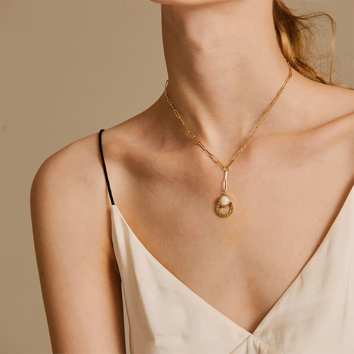 Повседневный Ожерелья по цене 110