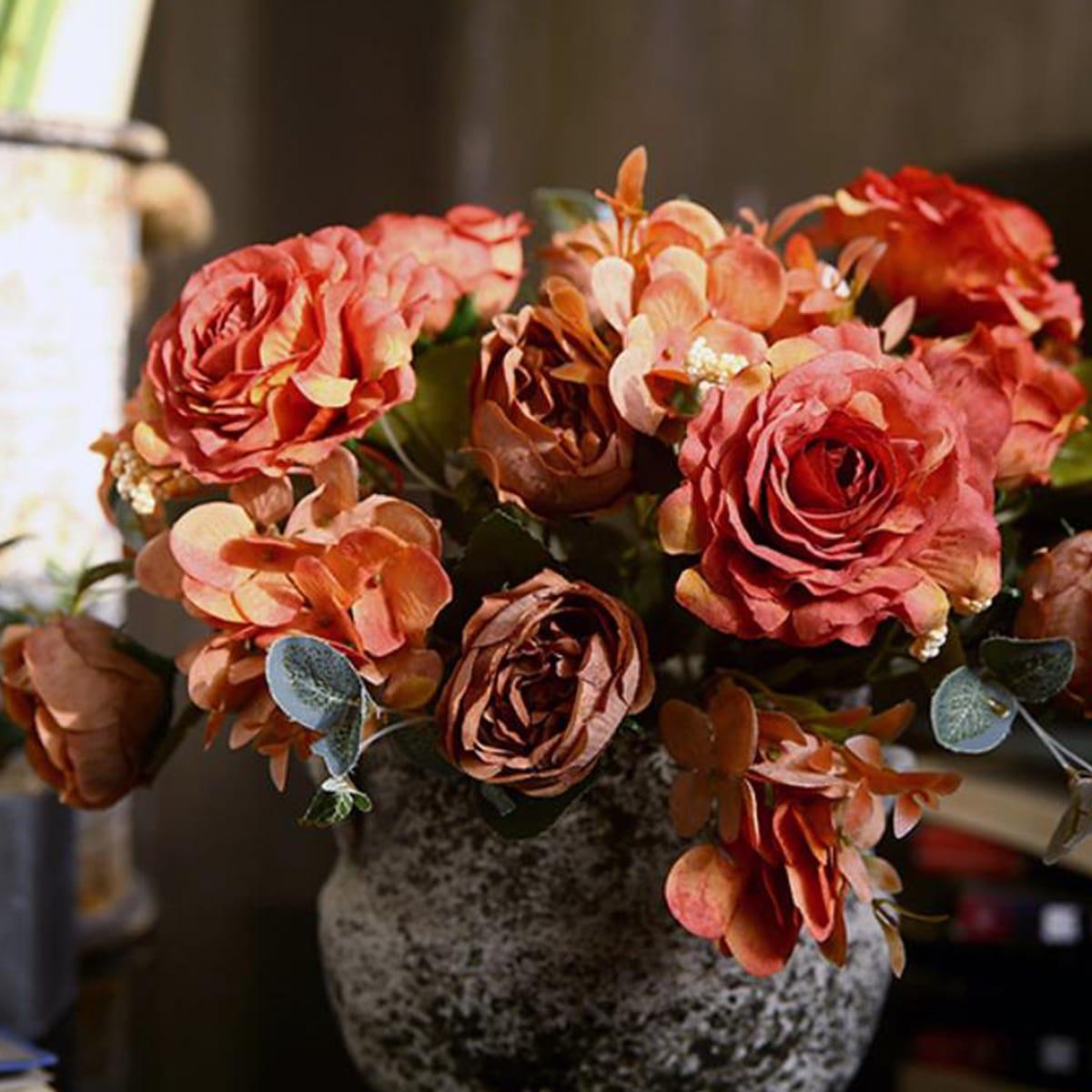 1 букет искусственные цветы по цене 290